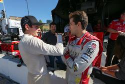 Zach Veach, Carlos Munoz, Andretti Autosport Honda