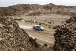 #153 Toyota Land Cruiser: Denis Berezovskiy, Ignat Falkov