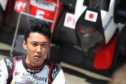 #5 Toyota Racing Toyota TS050 Hybrid : Kazuki Nakajima