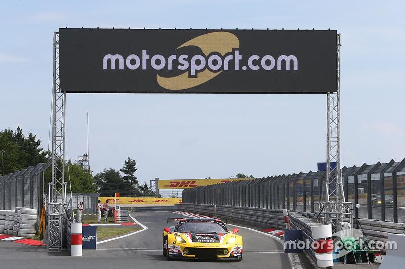 Larbre Competition, Corvette C7.R