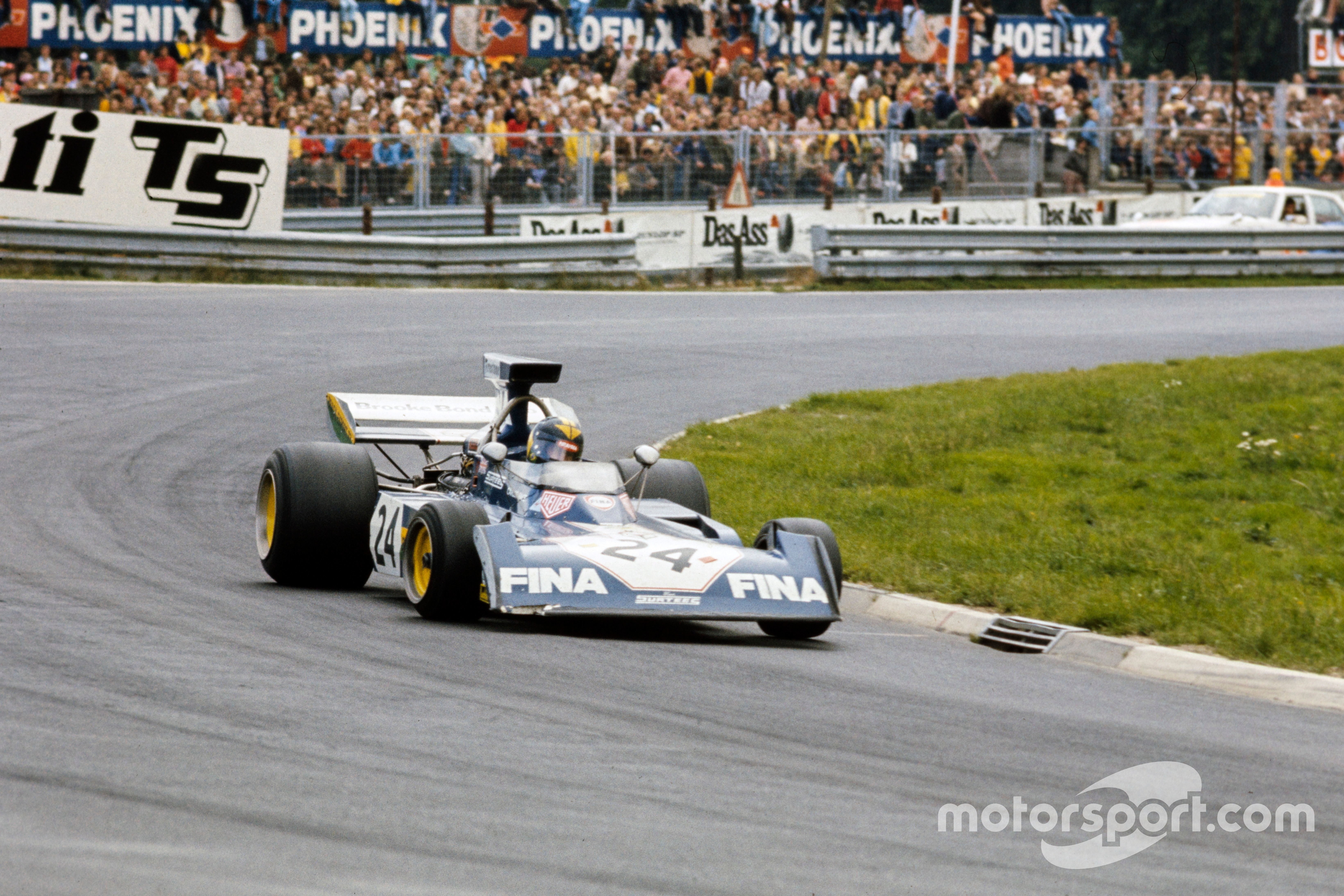 Carlos Pace, Surtees TS14A Ford