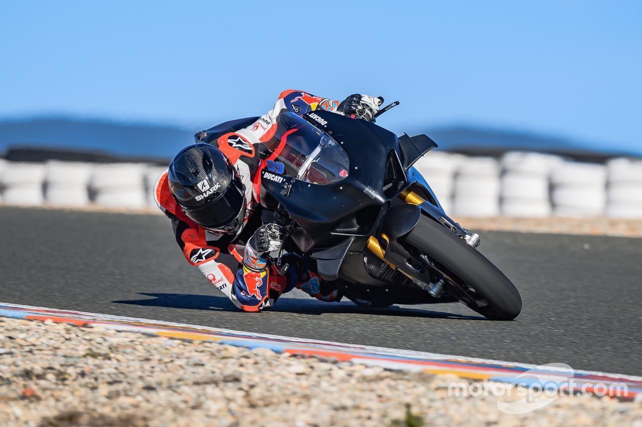 Jorge Martín, Pramac, Ducati Panigale V4 R, Circuito de Almería