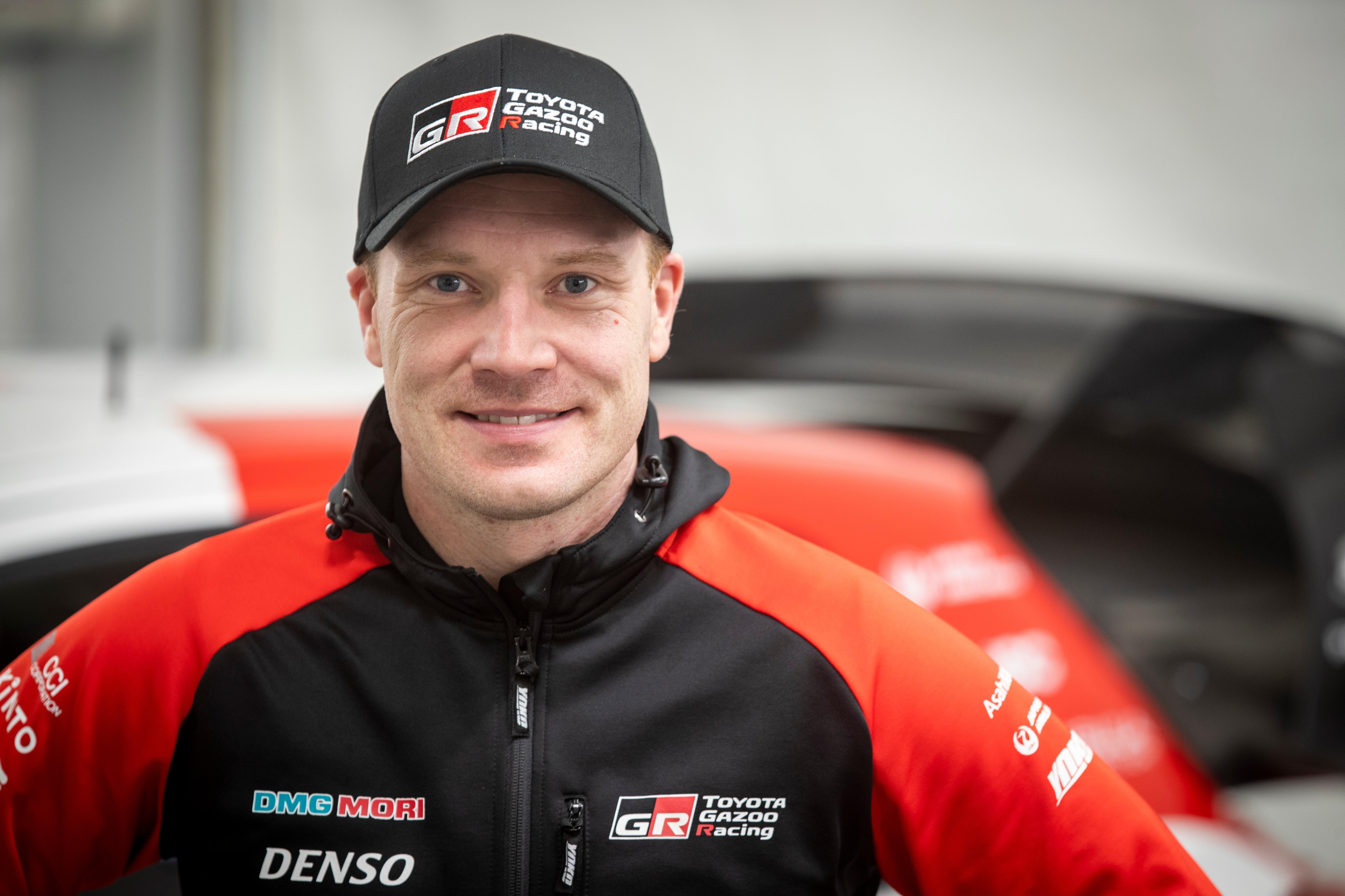 Jari-Matti Latvala, Toyota team principal 2021