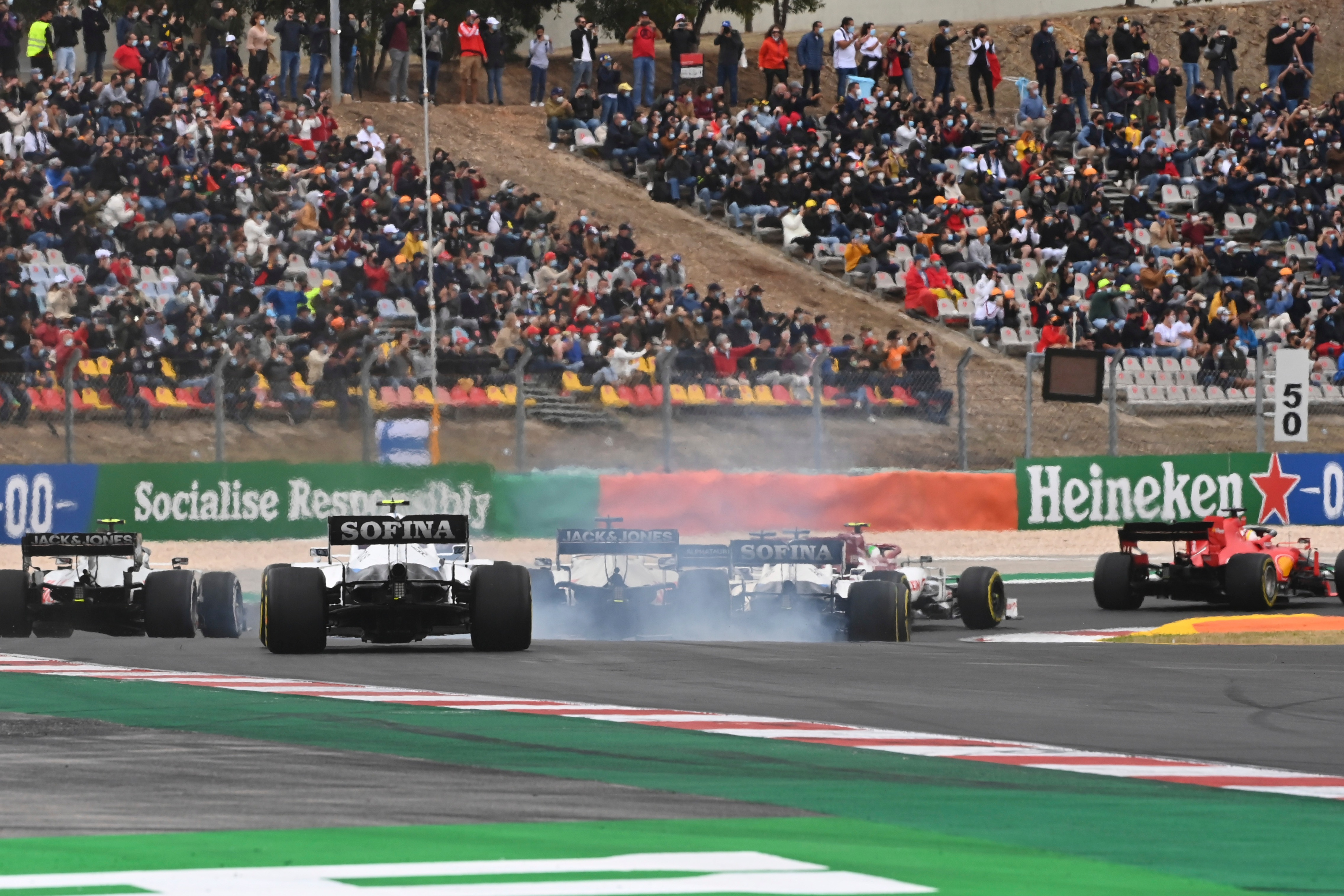 F1 2020 Portuguese GP