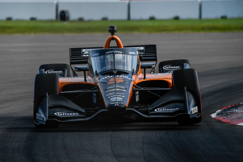 Pato O'Ward Arrow McLaren SP Chevrolet IndyCar 2020