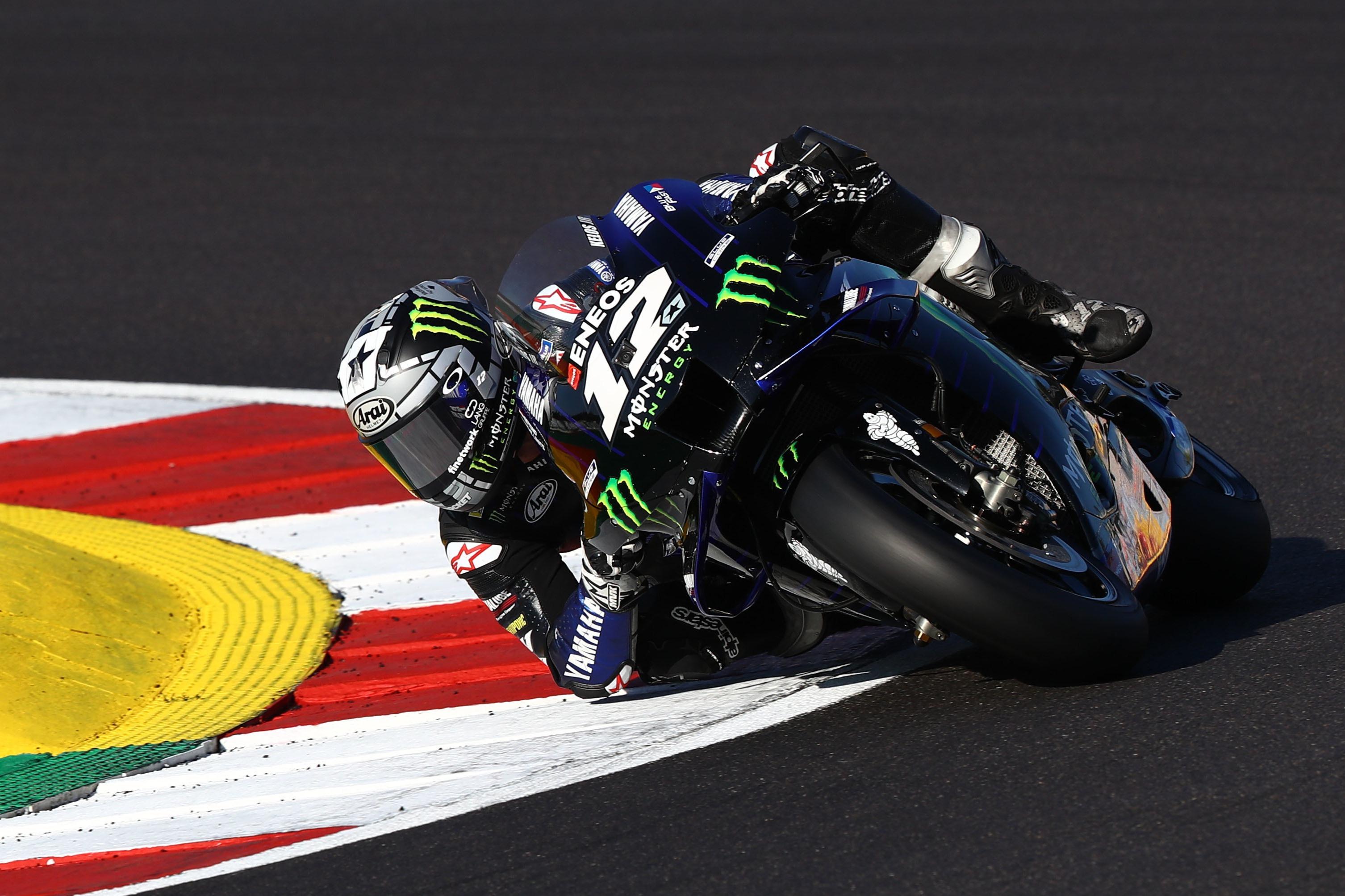 Maverick Vinales 2020 MotoGP Portuguese GP