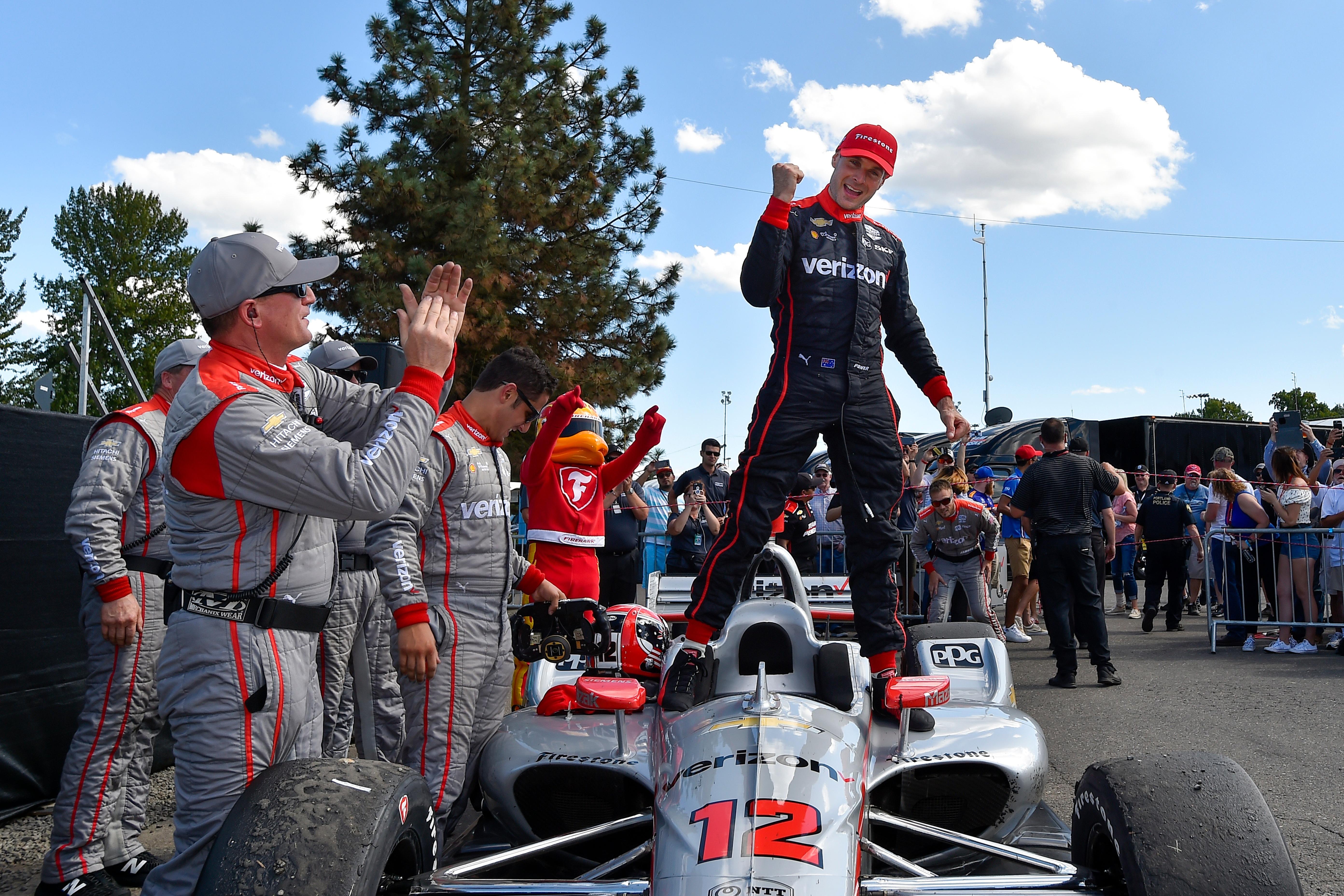 Will Power, Portland IndyCar 2019