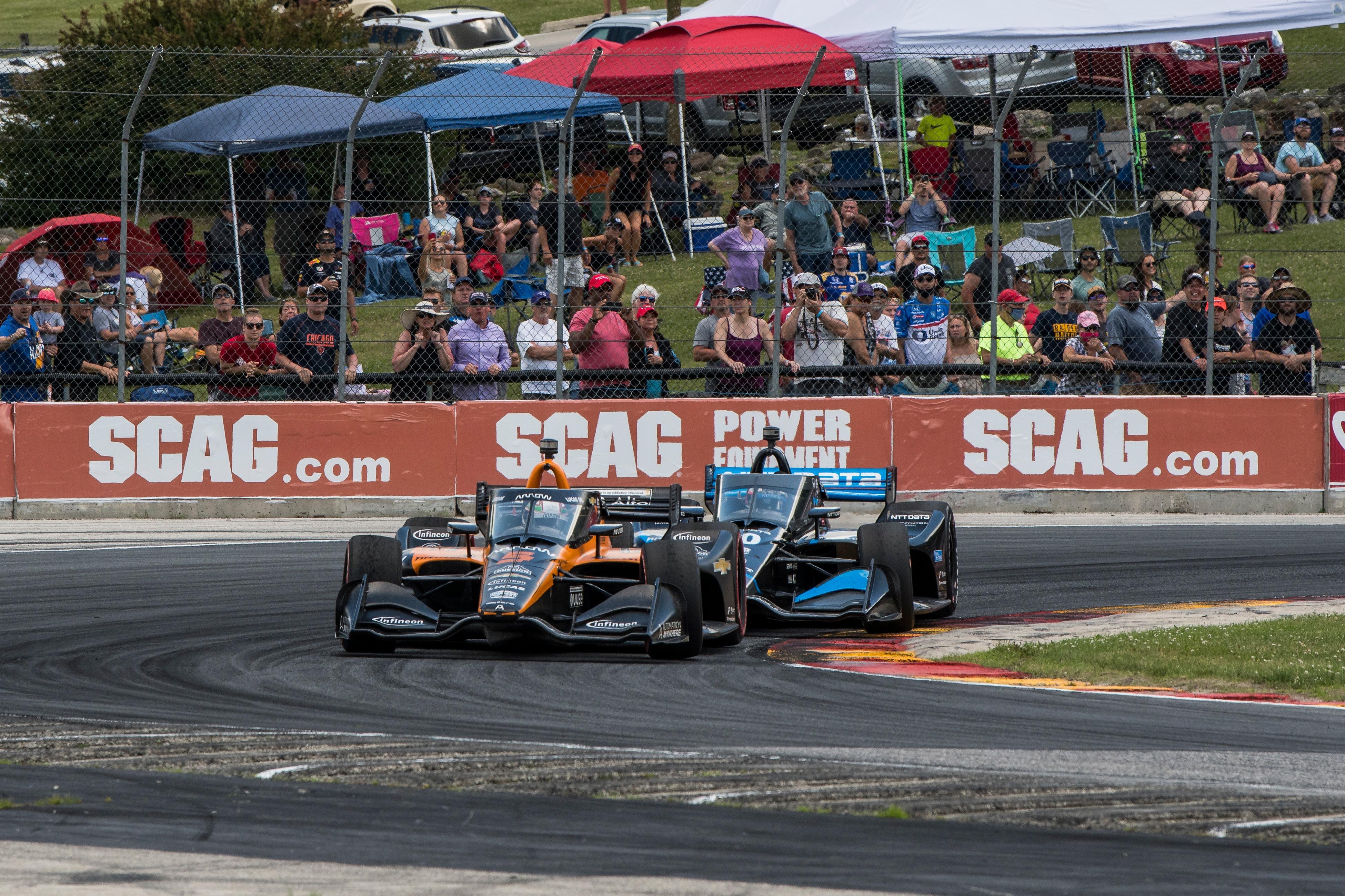 IndyCar, Road America 2020
