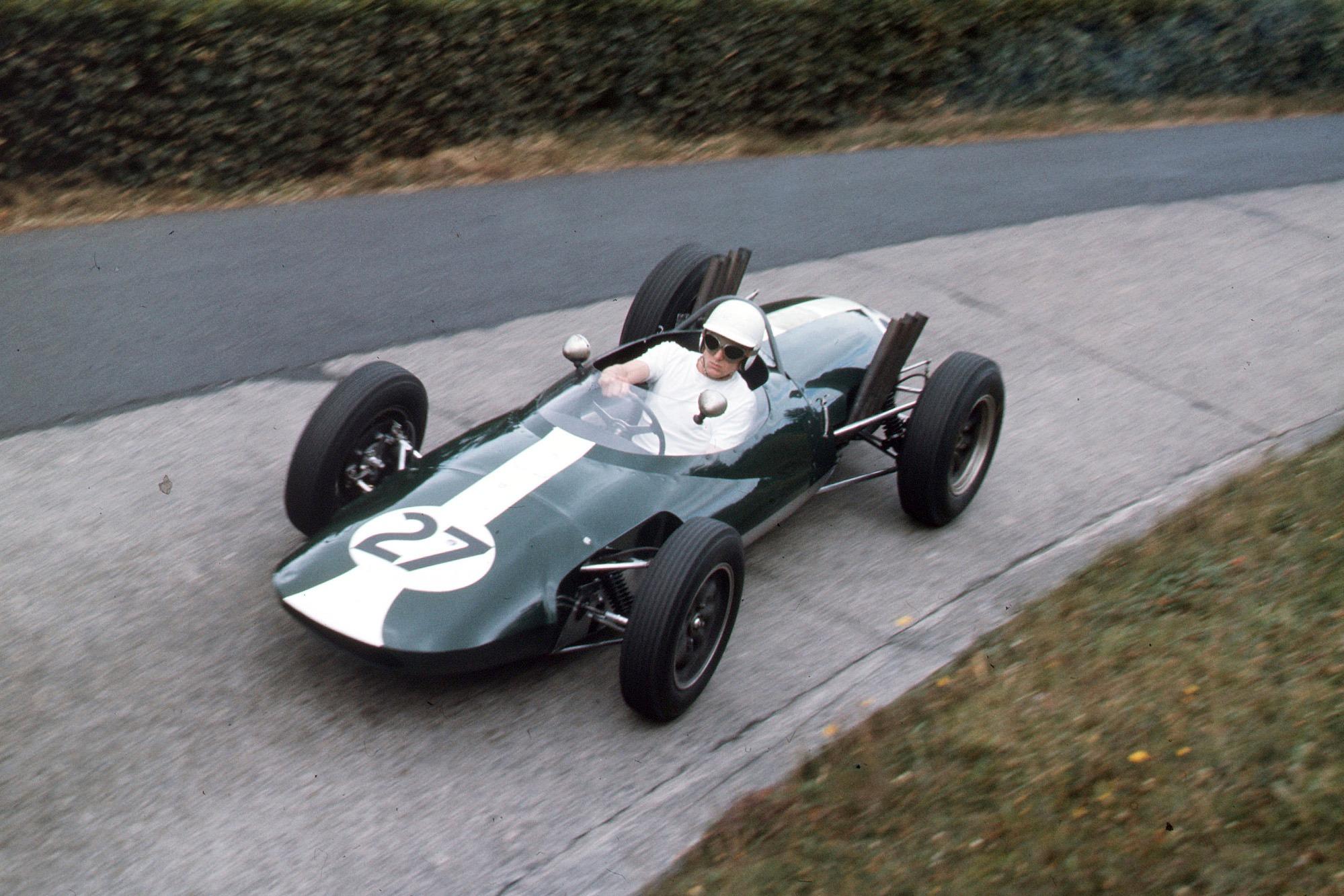 Keith Greene, 1962 German Grand Prix