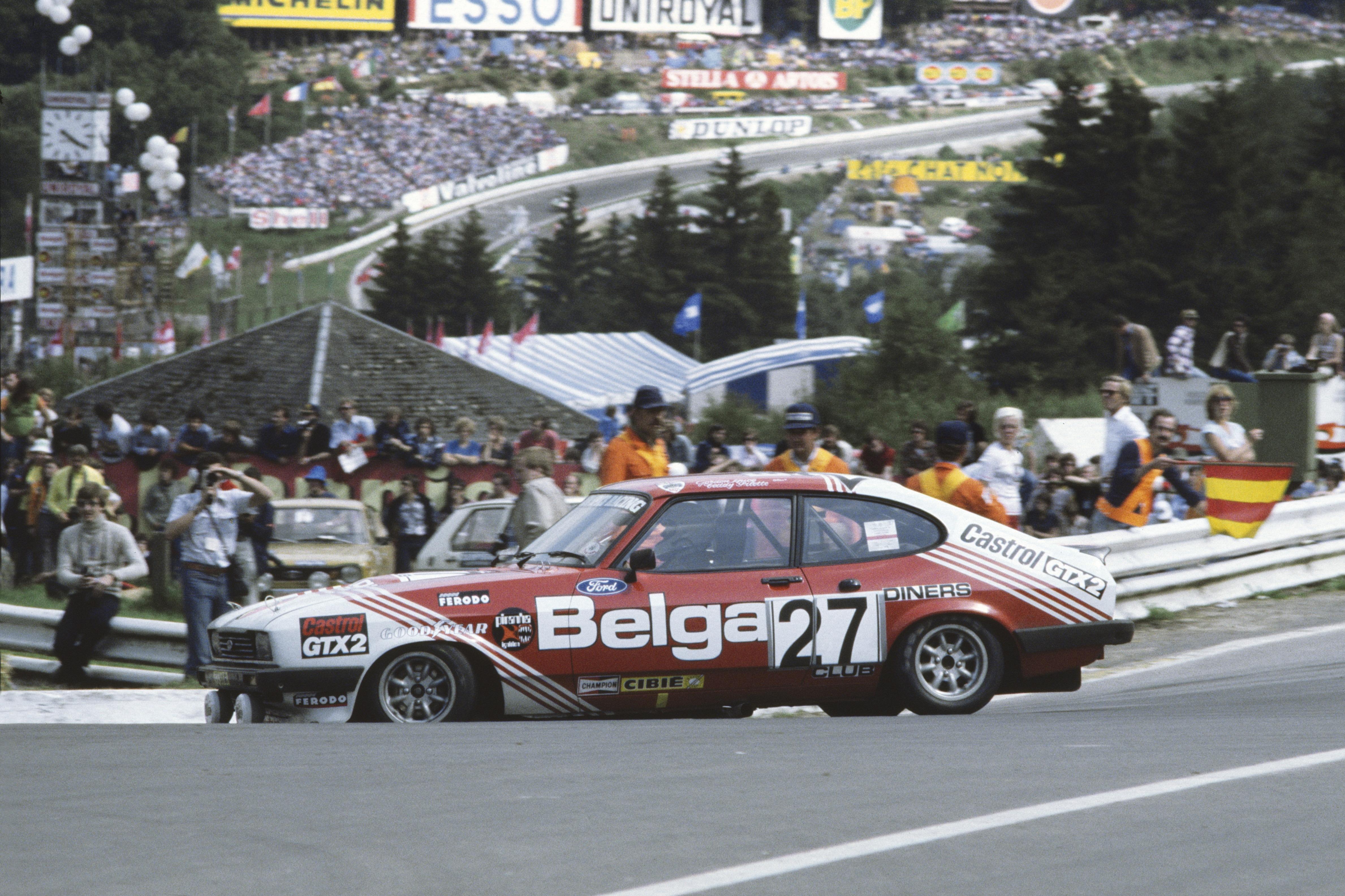Gordon Spice Capri 1978 Spa 24 Hours