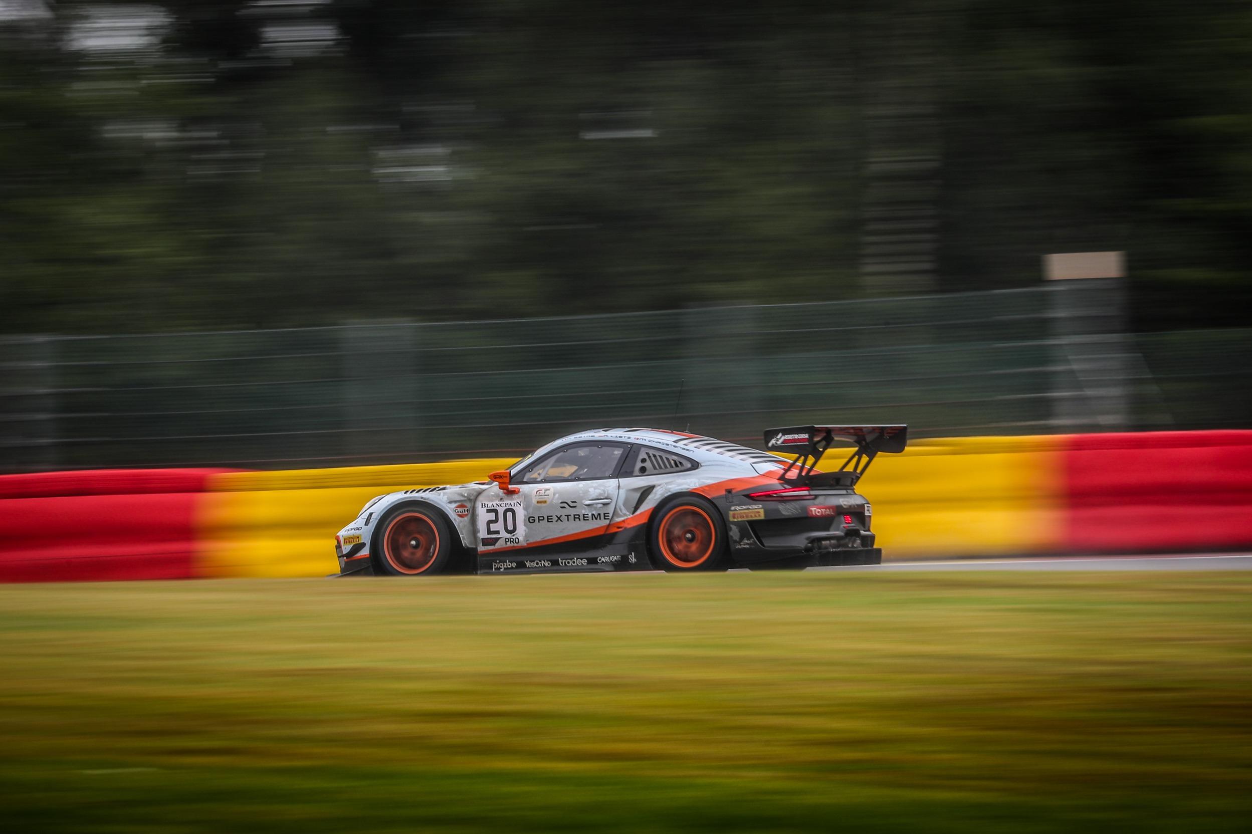 GPX Racing, 2019 Spa 24 Hours
