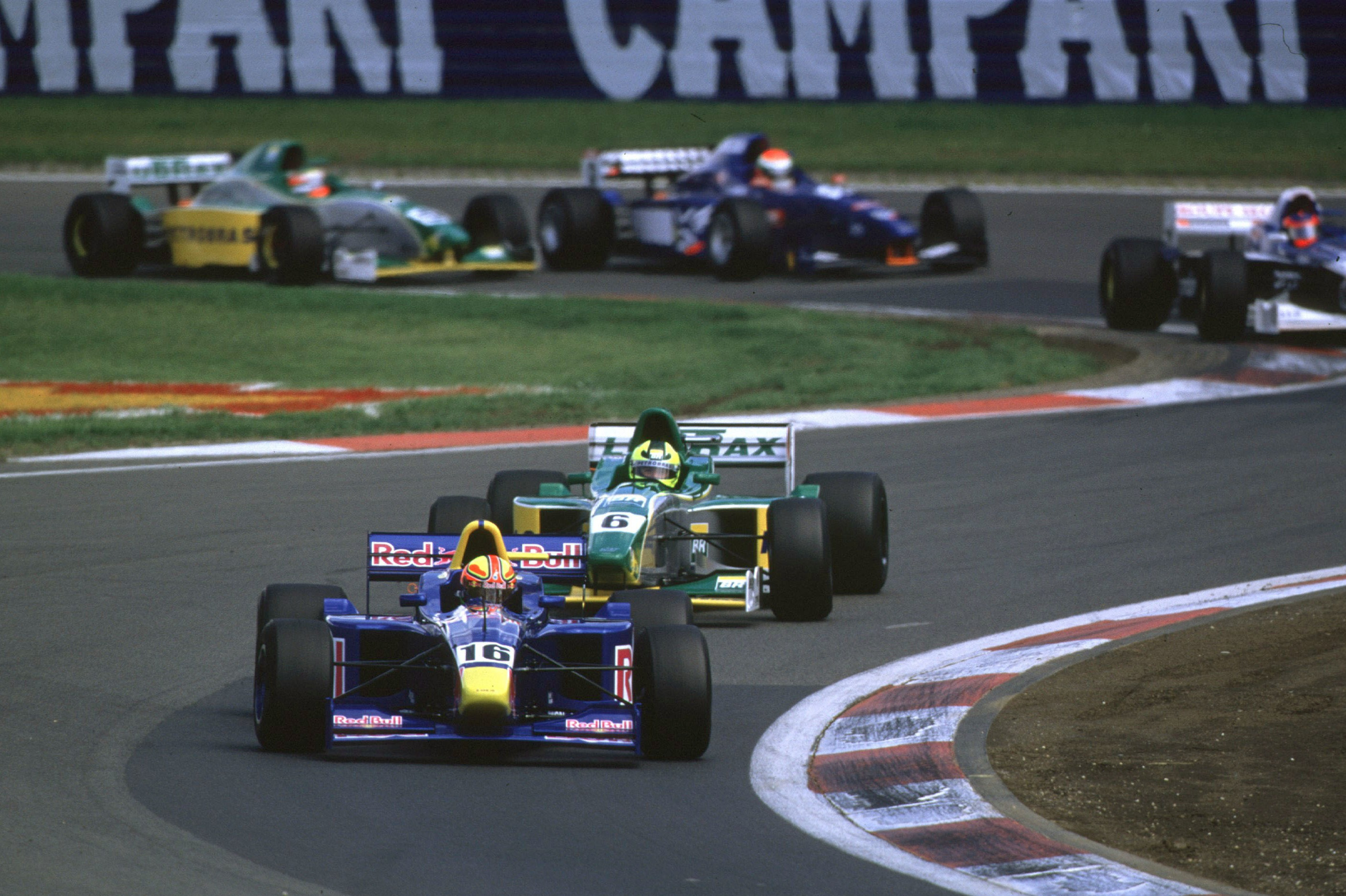 Enrique Bernoldi, F3000 Nurburgring 2000