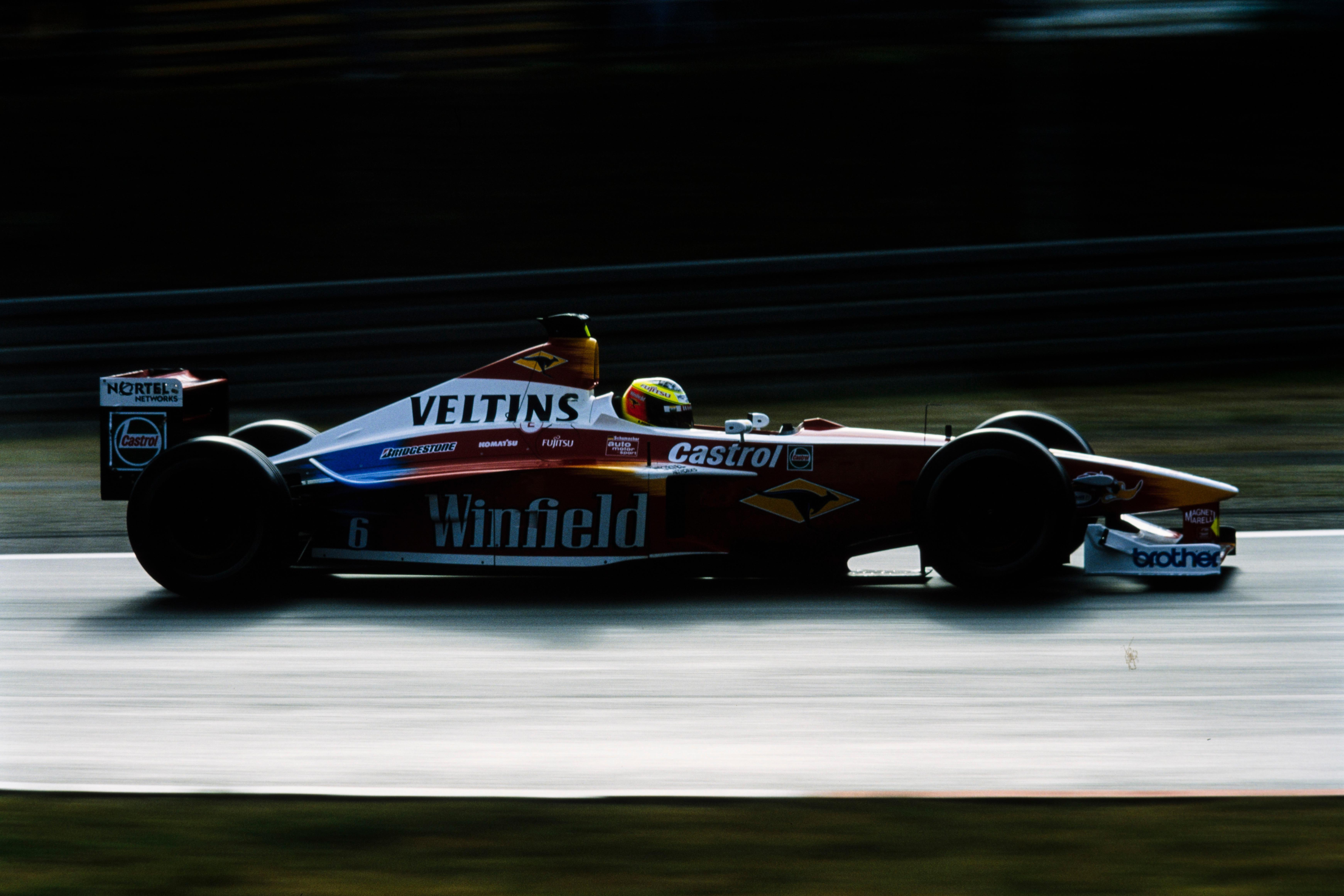 Ralf Schumacher, 1999 European GP