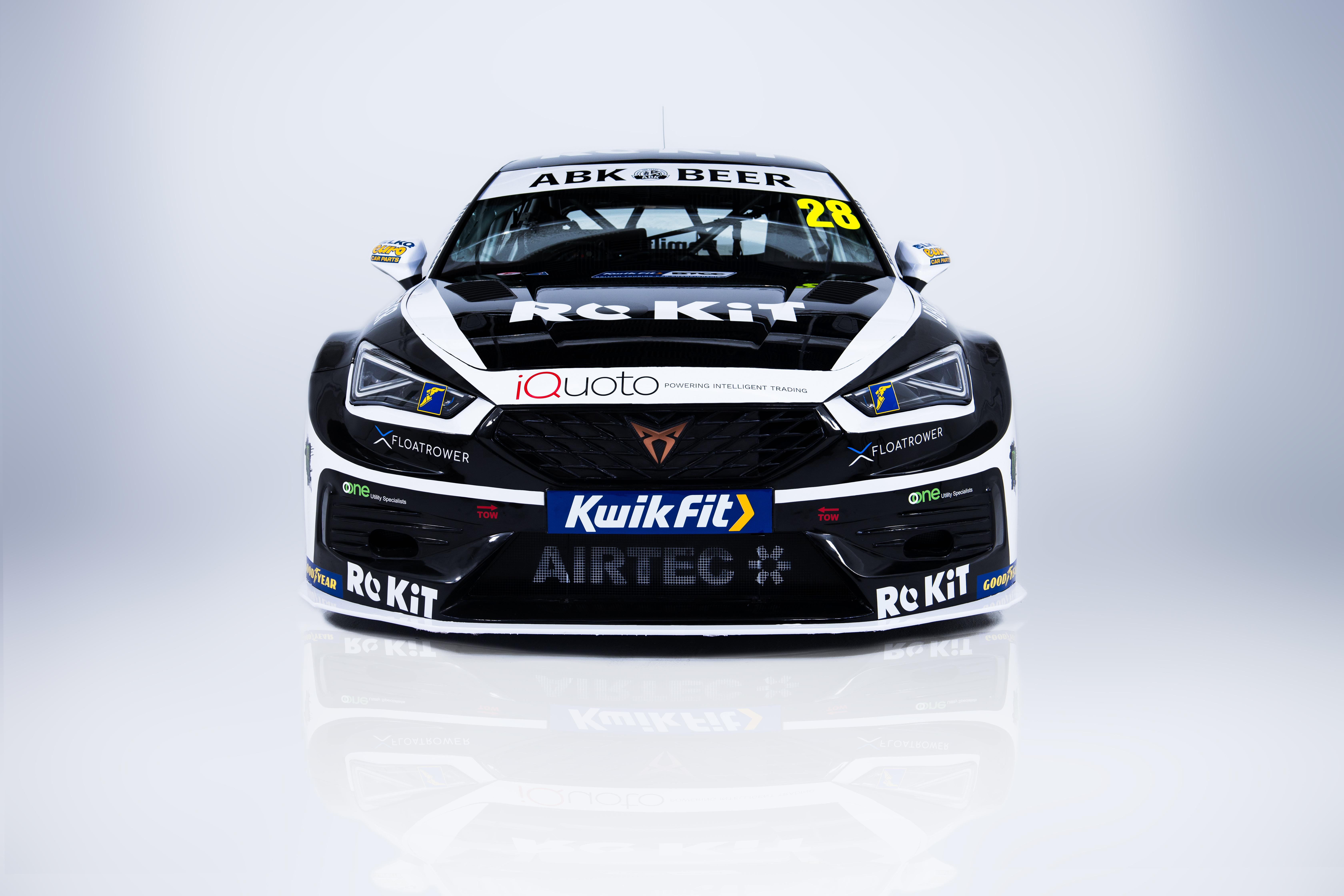 Nic Hamilton Team Hard Cupra BTCC 2021
