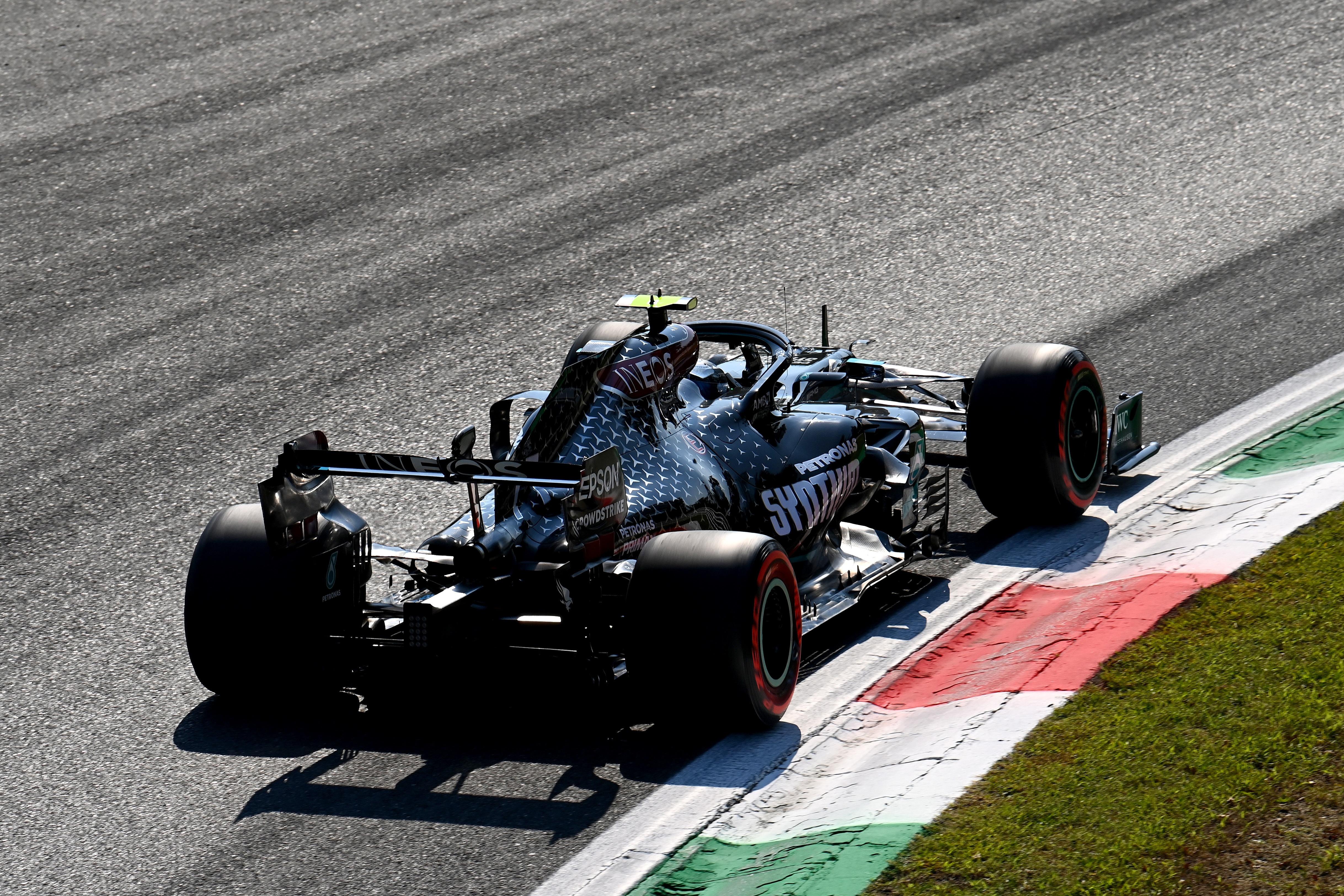 Valtteri Bottas Italian GP 2020
