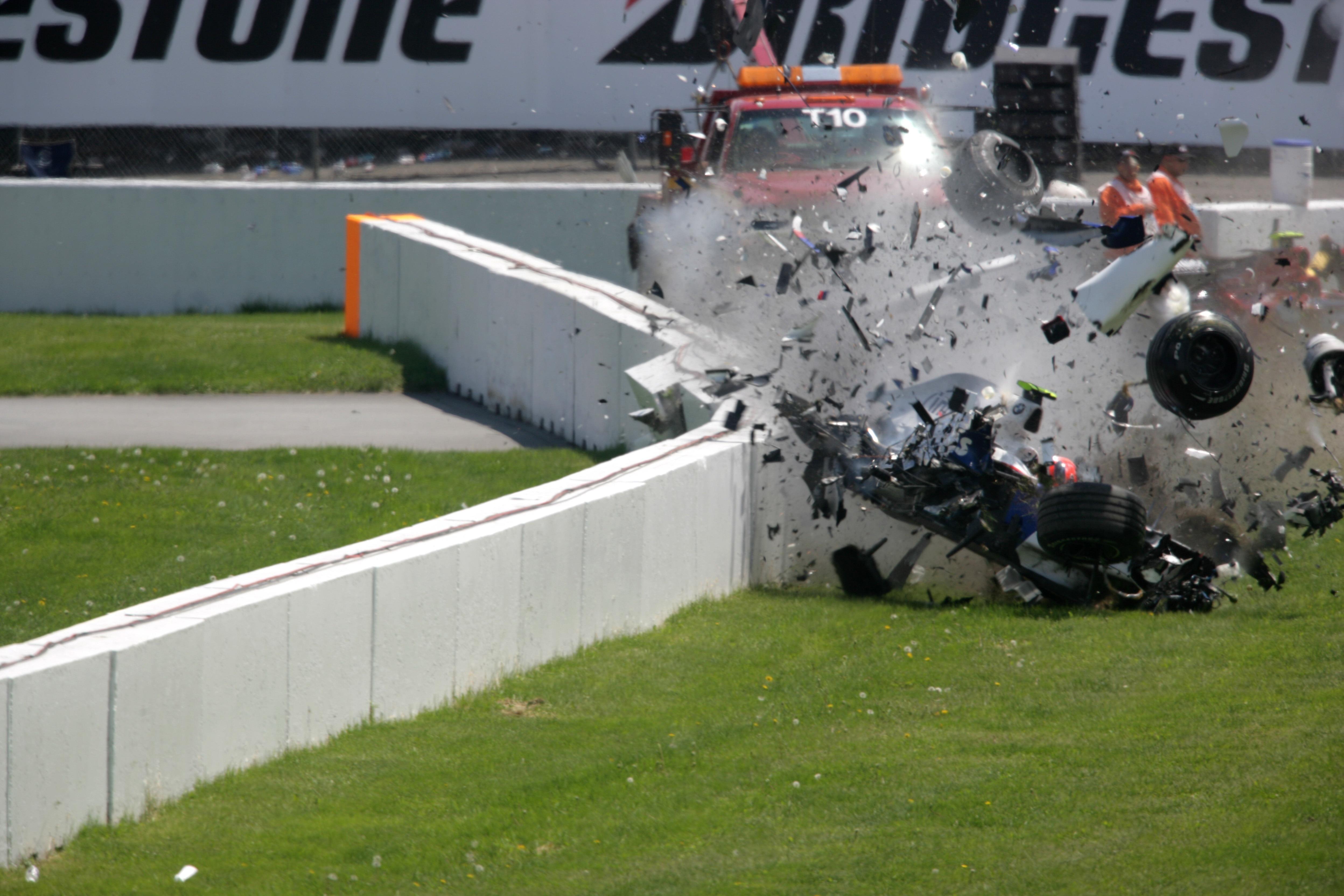 Robert Kubica 2007 Canadian GP