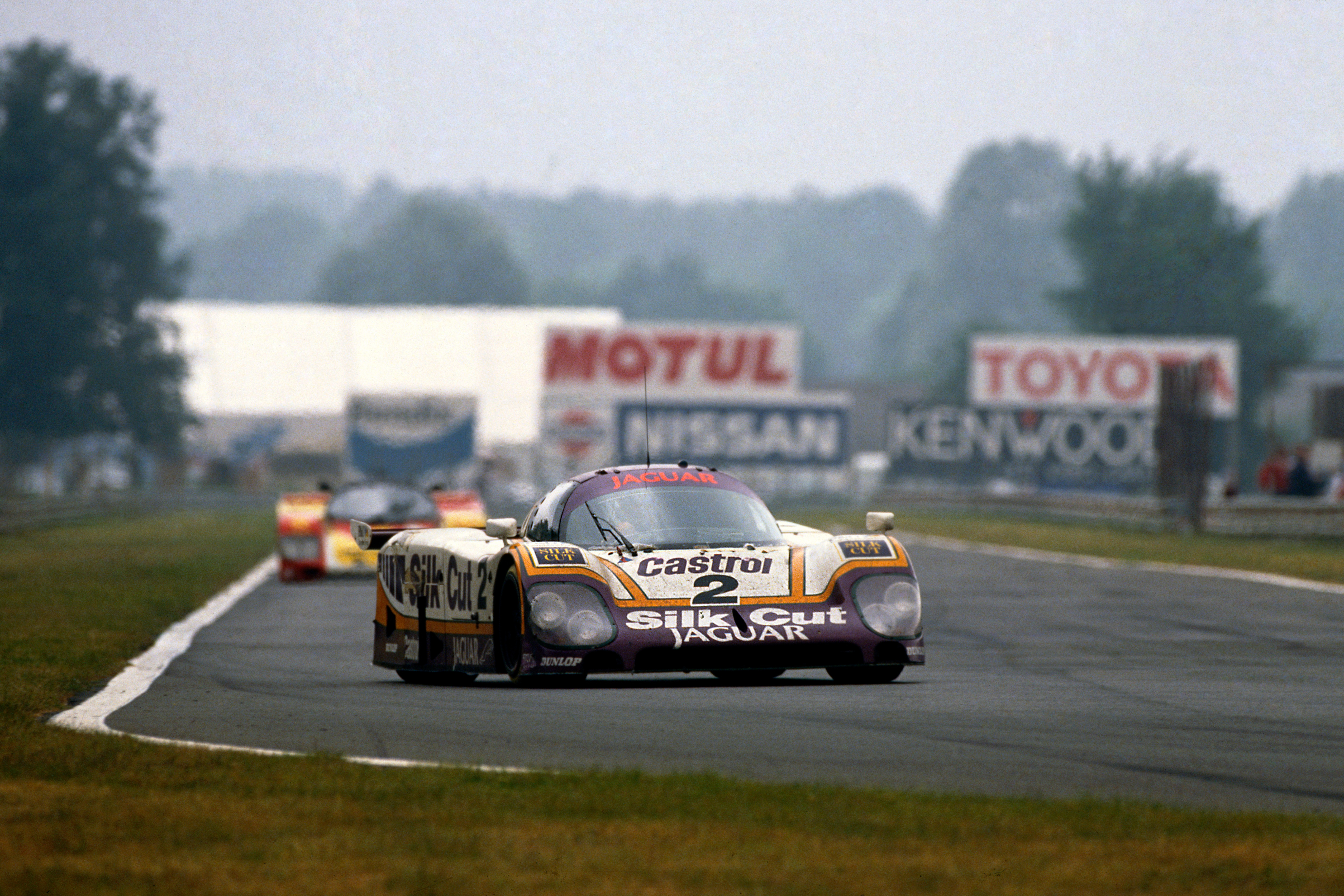 Jan Lammers/Johnny Dumfries/Andy Wallace Jaguar XJR-9 LM, 1988 Le Mans 24 Hours