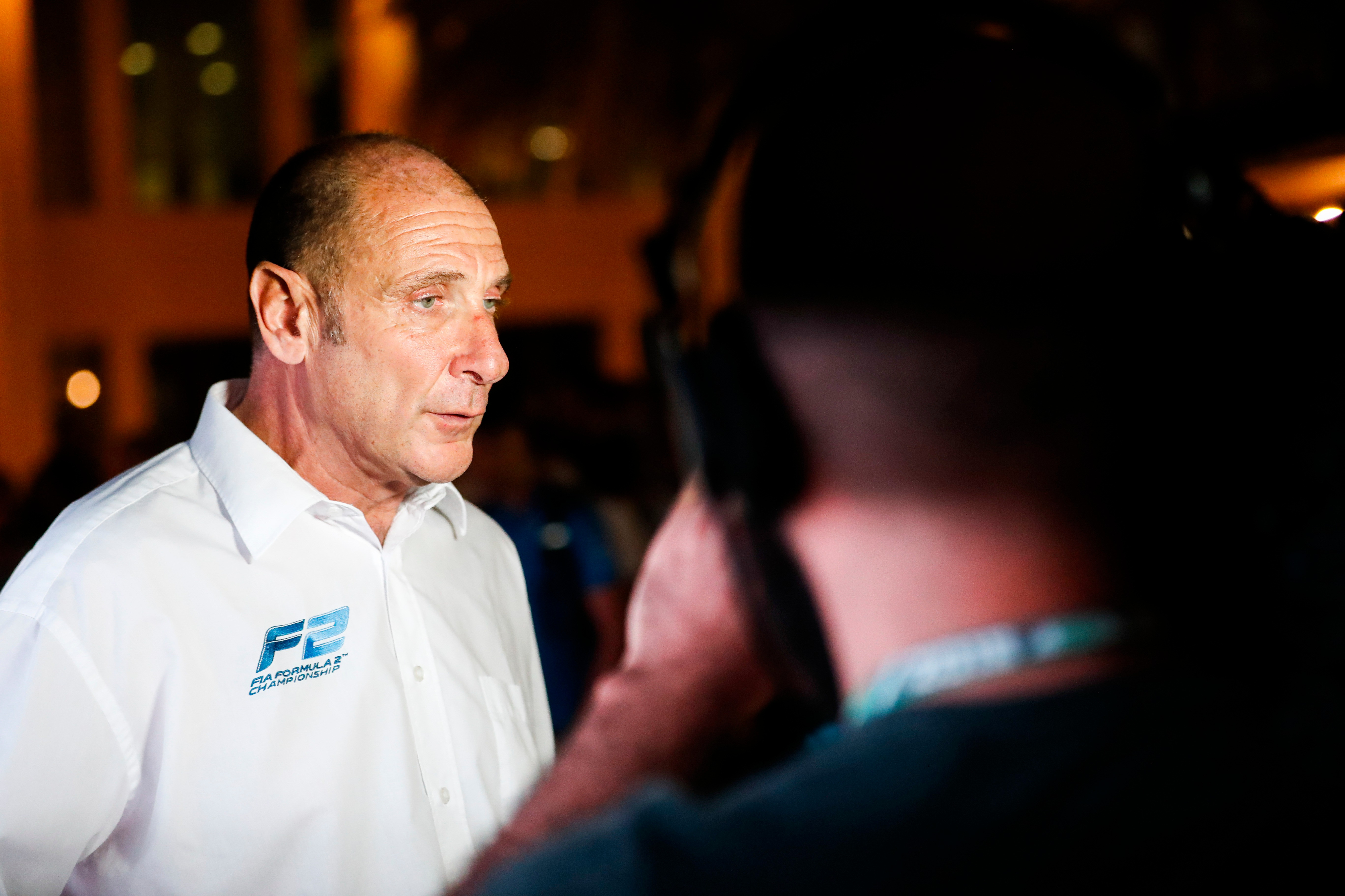 Bruno Michel, FIA Formula 2