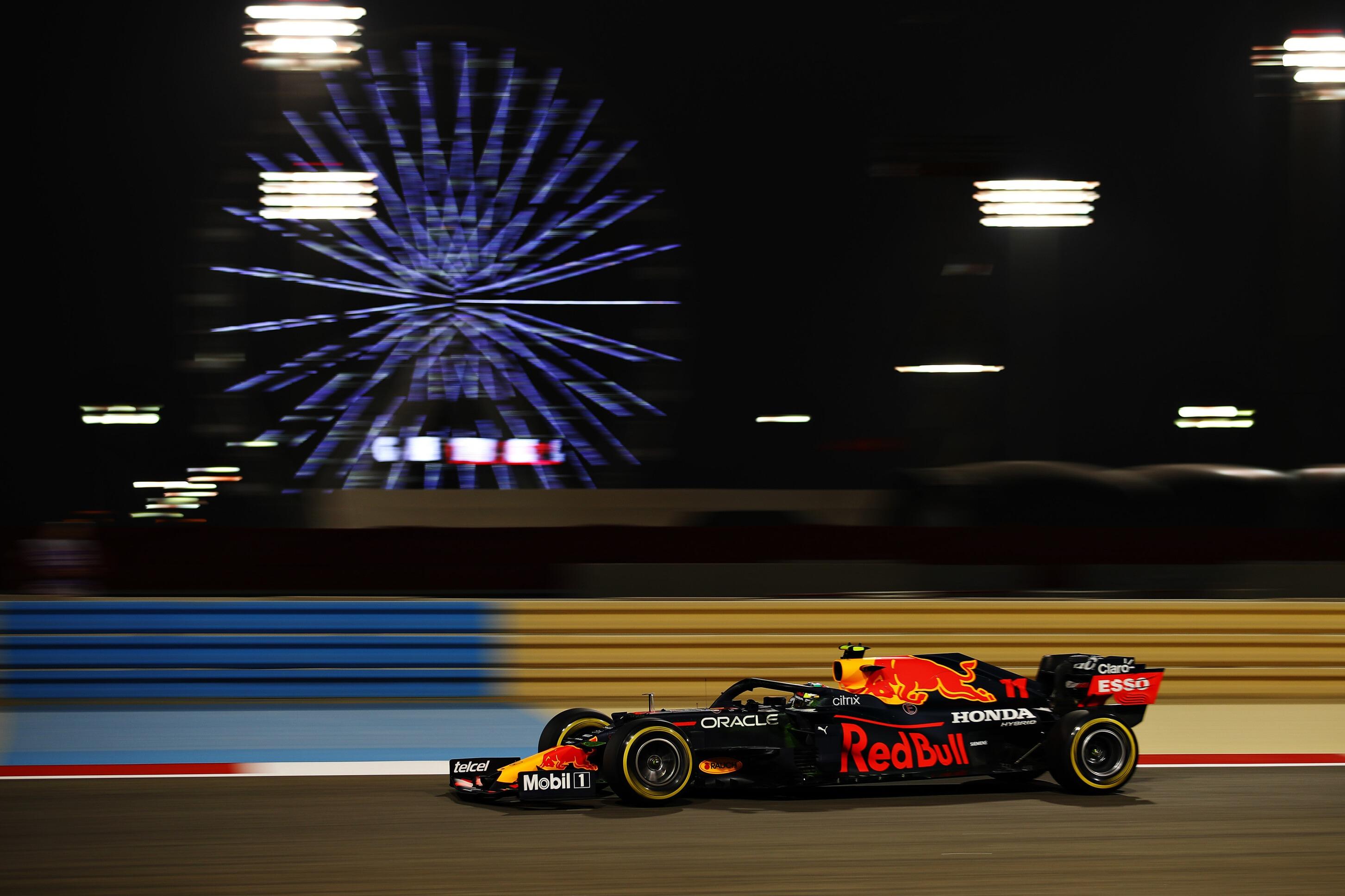 Sergio Perez, 2021 Bahrain GP
