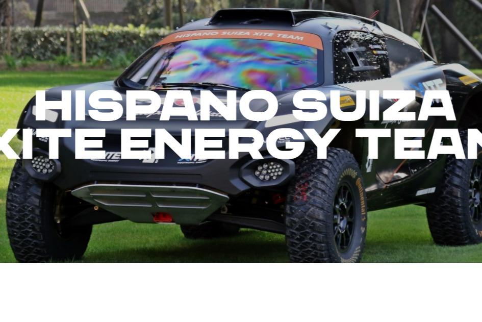 هيسبانو سويزا ـ فريق اكسايت إنرجي