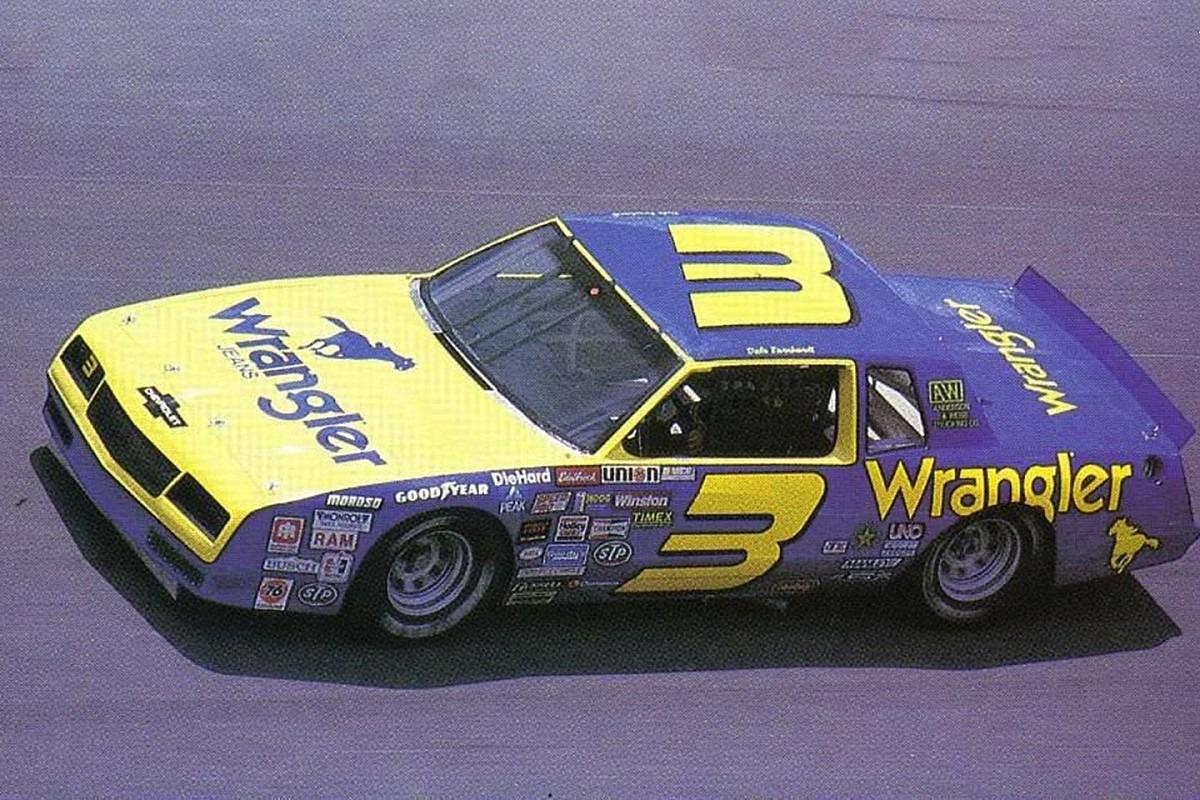 Un tour dans la Chevrolet Monte Carlo de Dale Earnhardt, qui date de 1984, sera le cadeau de Daniel Ricciardo en cas de podium.