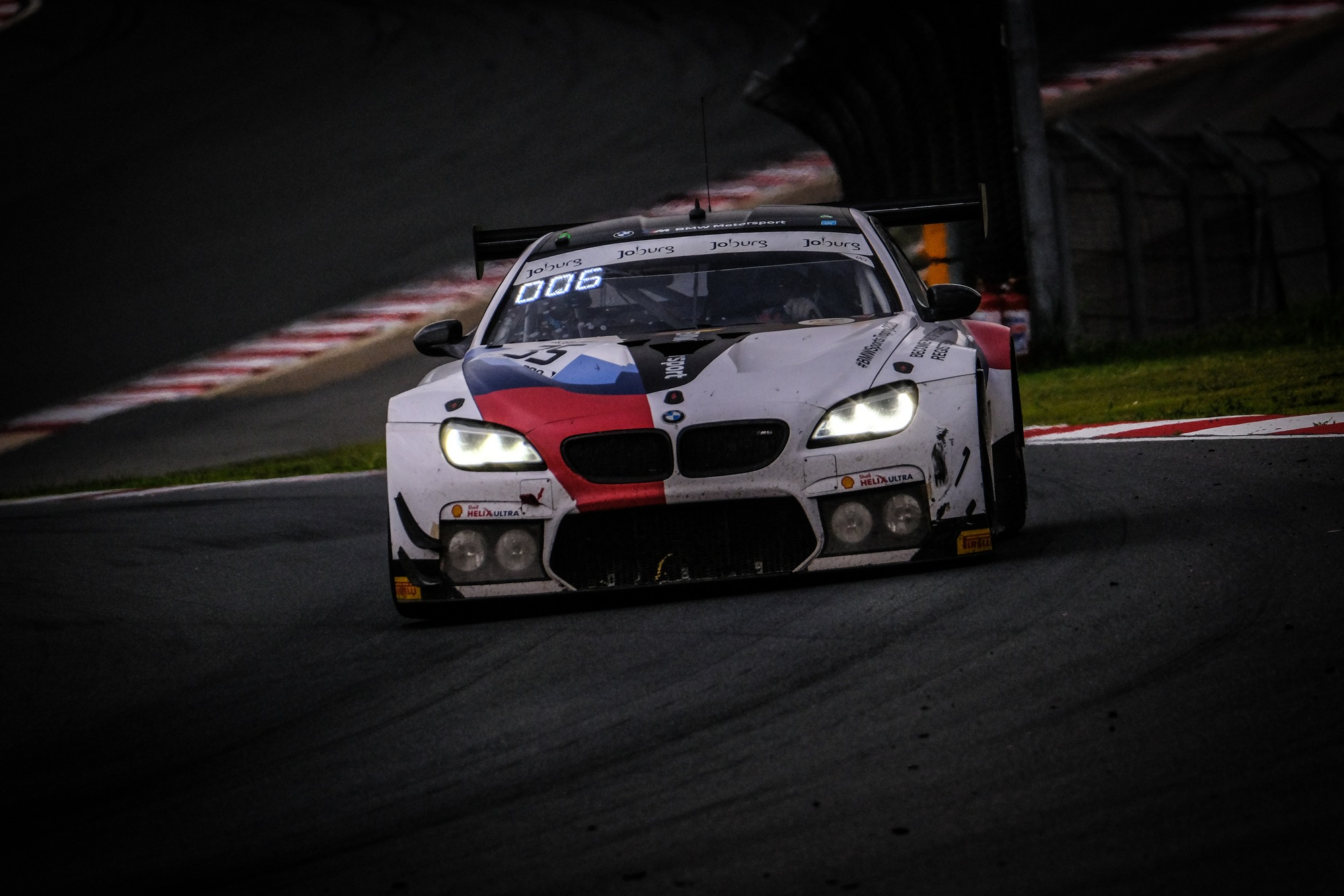 Walkenhorst Motorsport BMW M6 GT3: Martin Tomczyk, David Pittard, Nicholas Yelloly
