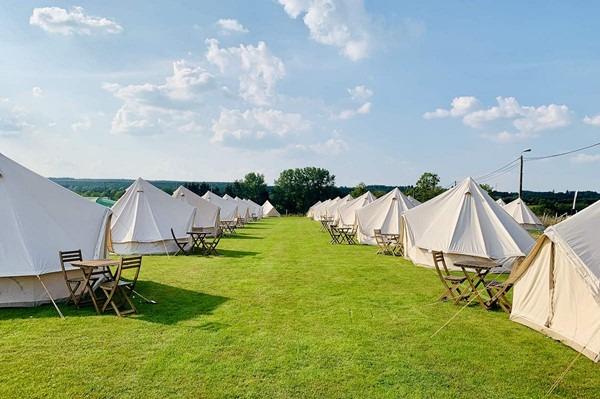 Camping bij Spa-Francorchamps