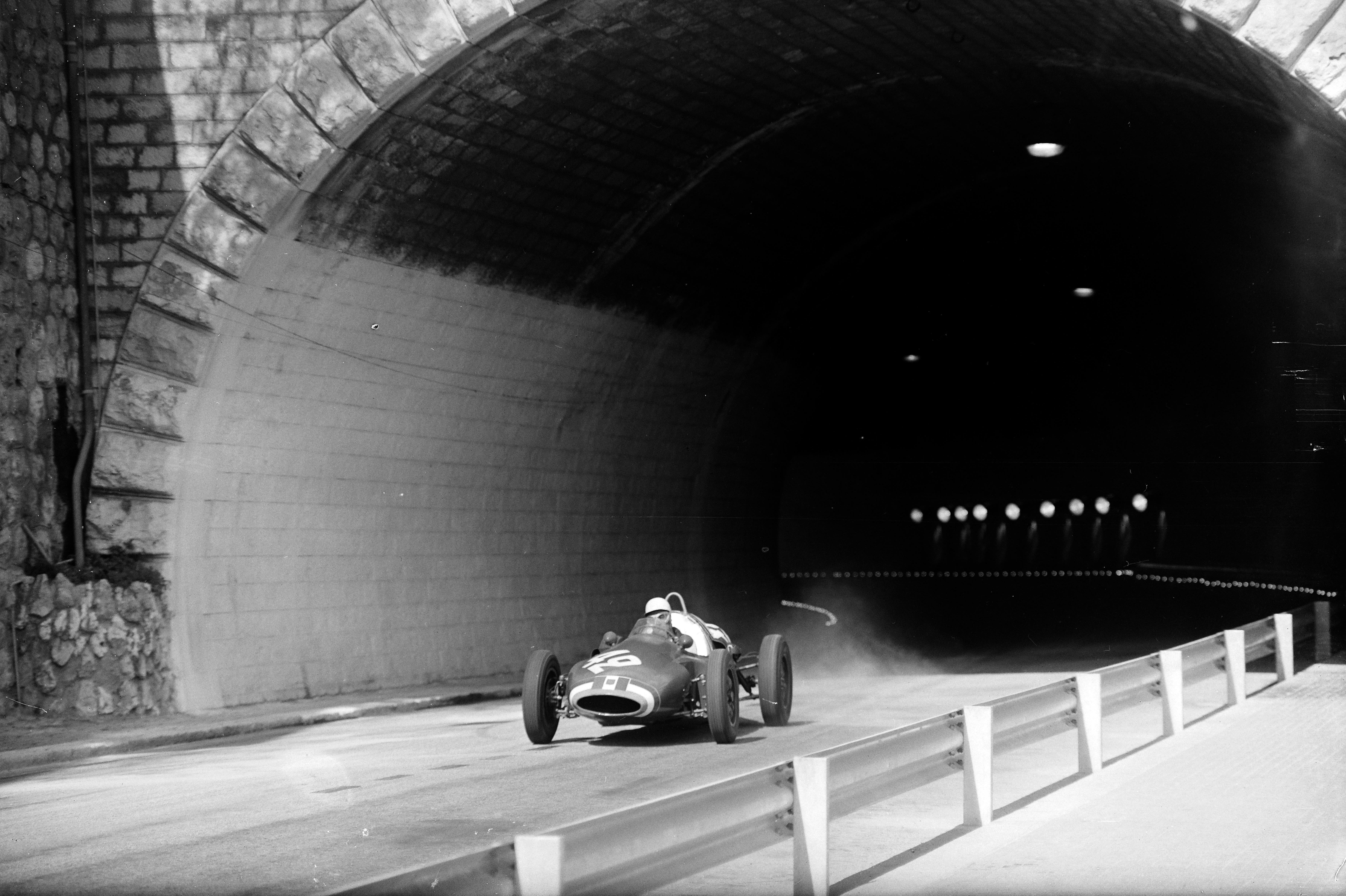 Maurice Trintignant, 1961 Monaco GP