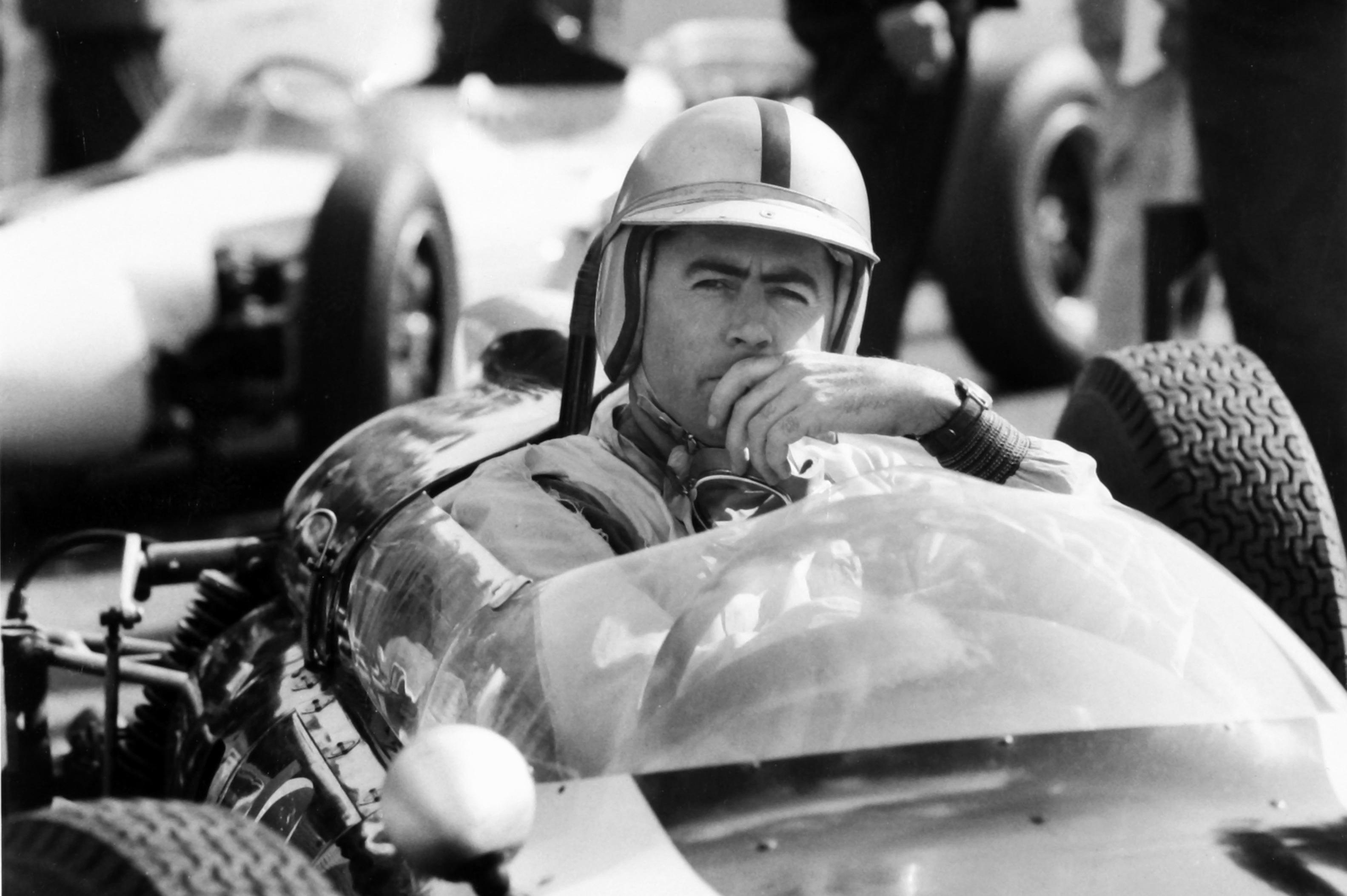 Jack Brabham, 1961 Monaco GP