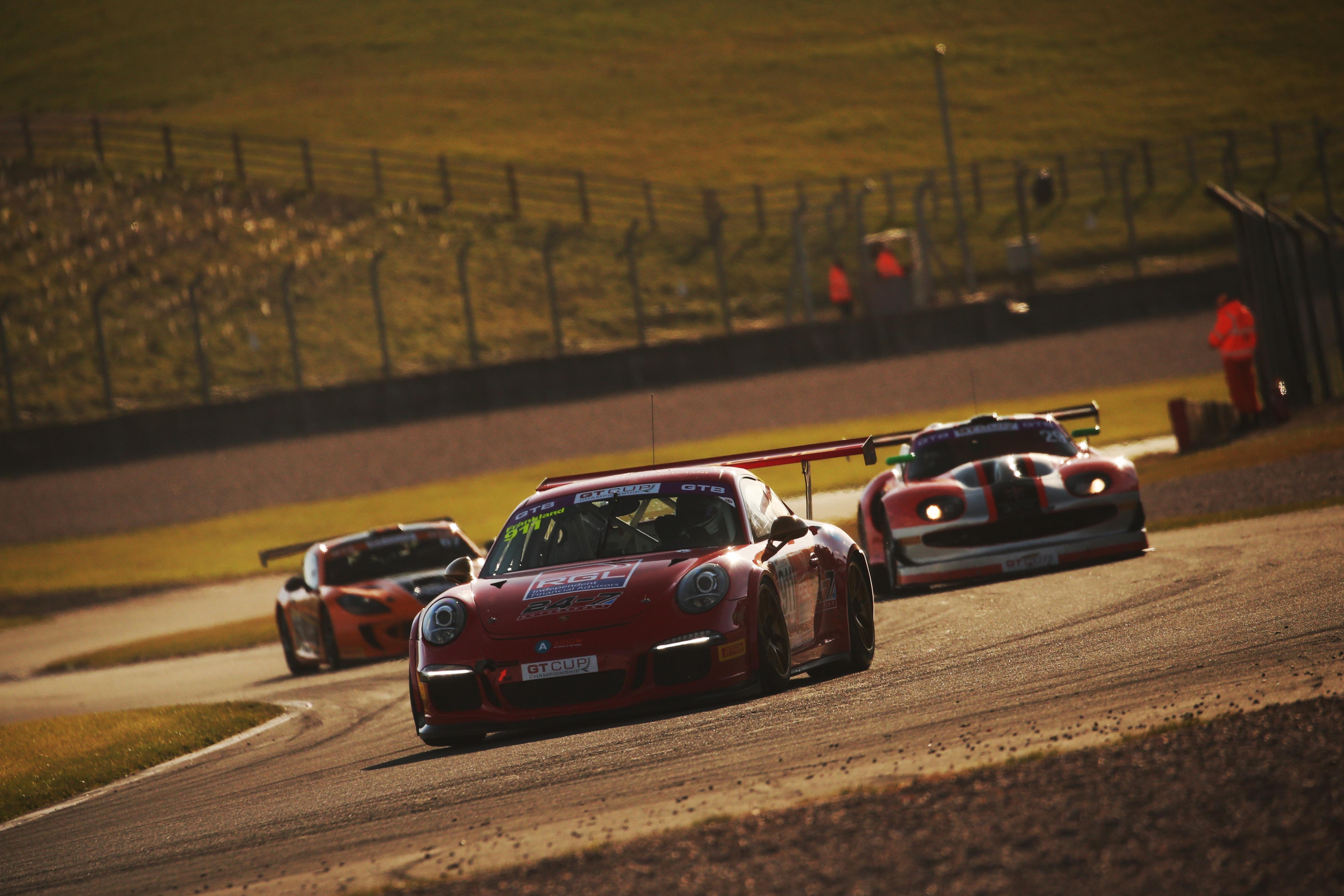 GT Cup Donington 2021