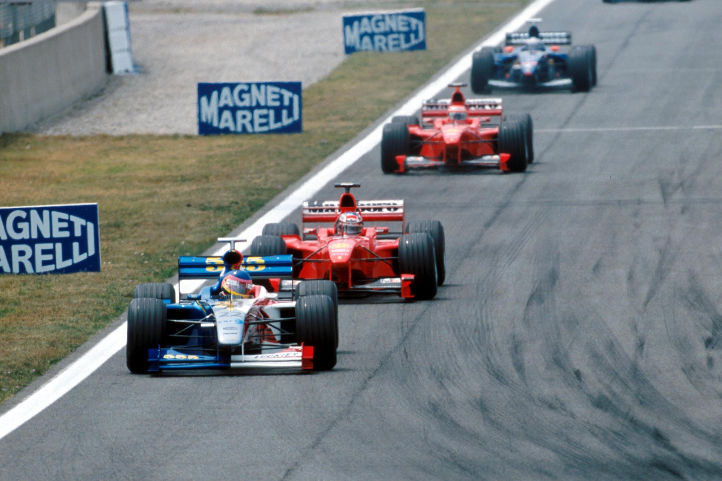 Jacques Villeneuve, 1999 Spanish GP