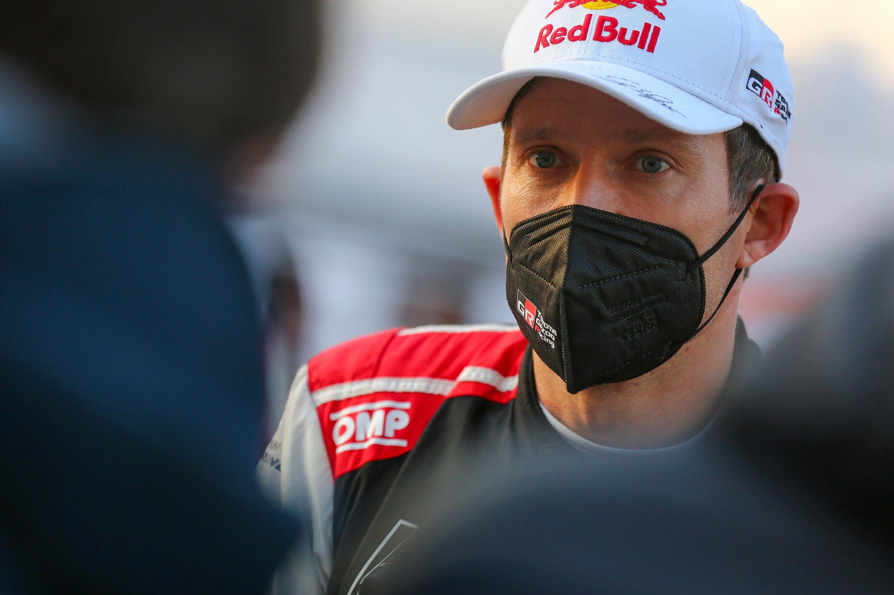 Sebastien Ogier, Rally Croatia 2021