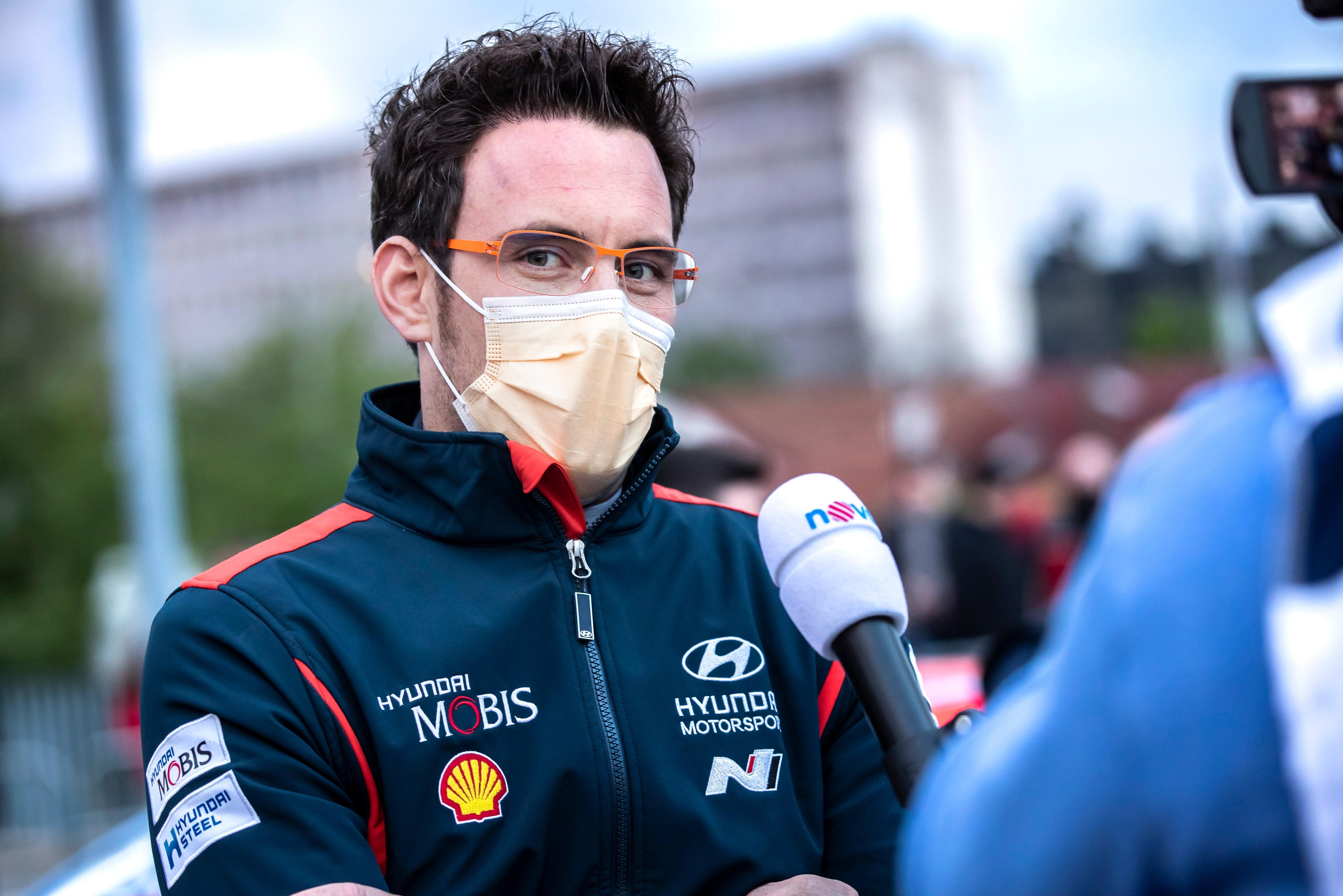 Thierry Neuville, Rally Croatia 2021