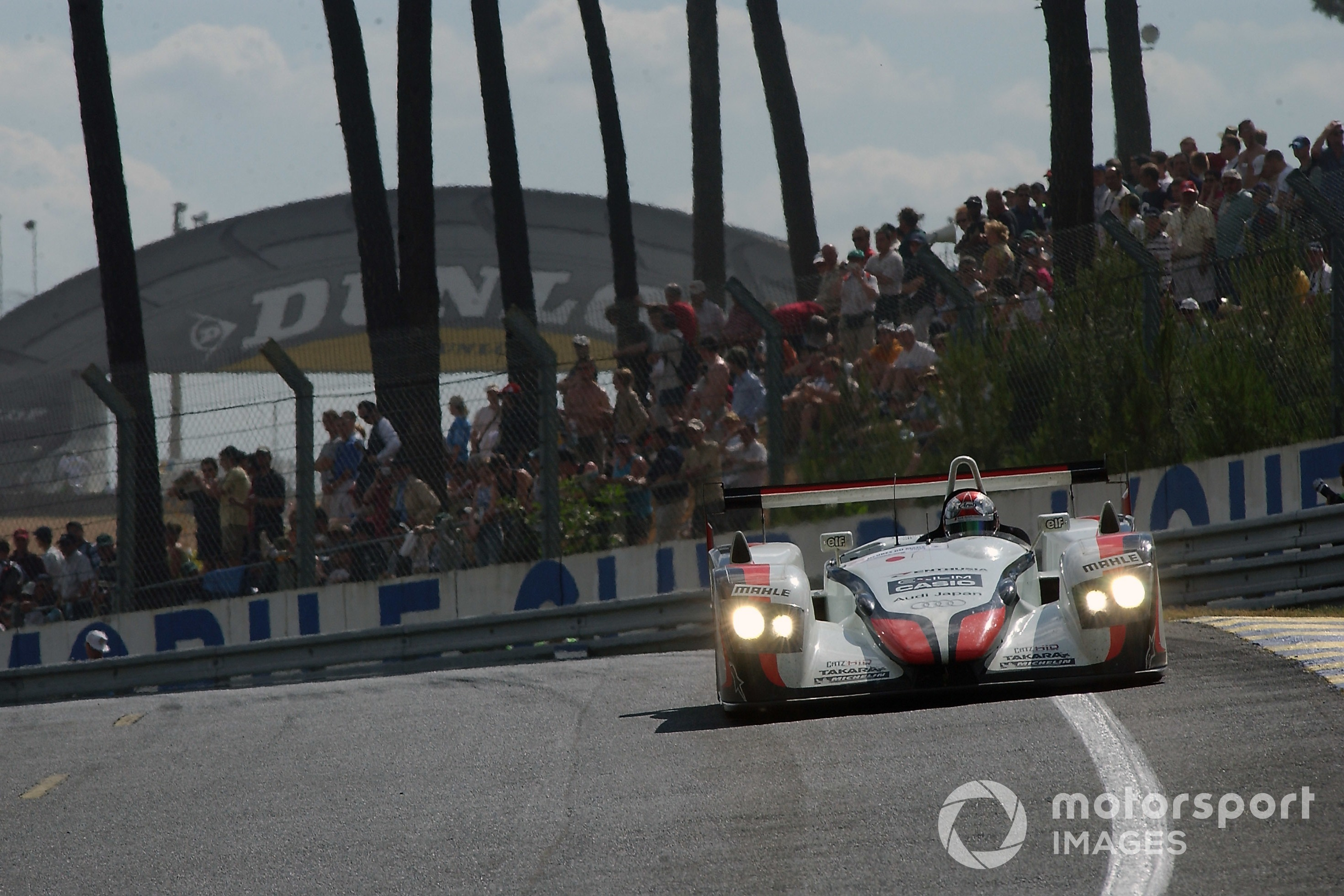 Audi R8 команды Team Goh, «24 часа Ле-Мана» 2004 годв