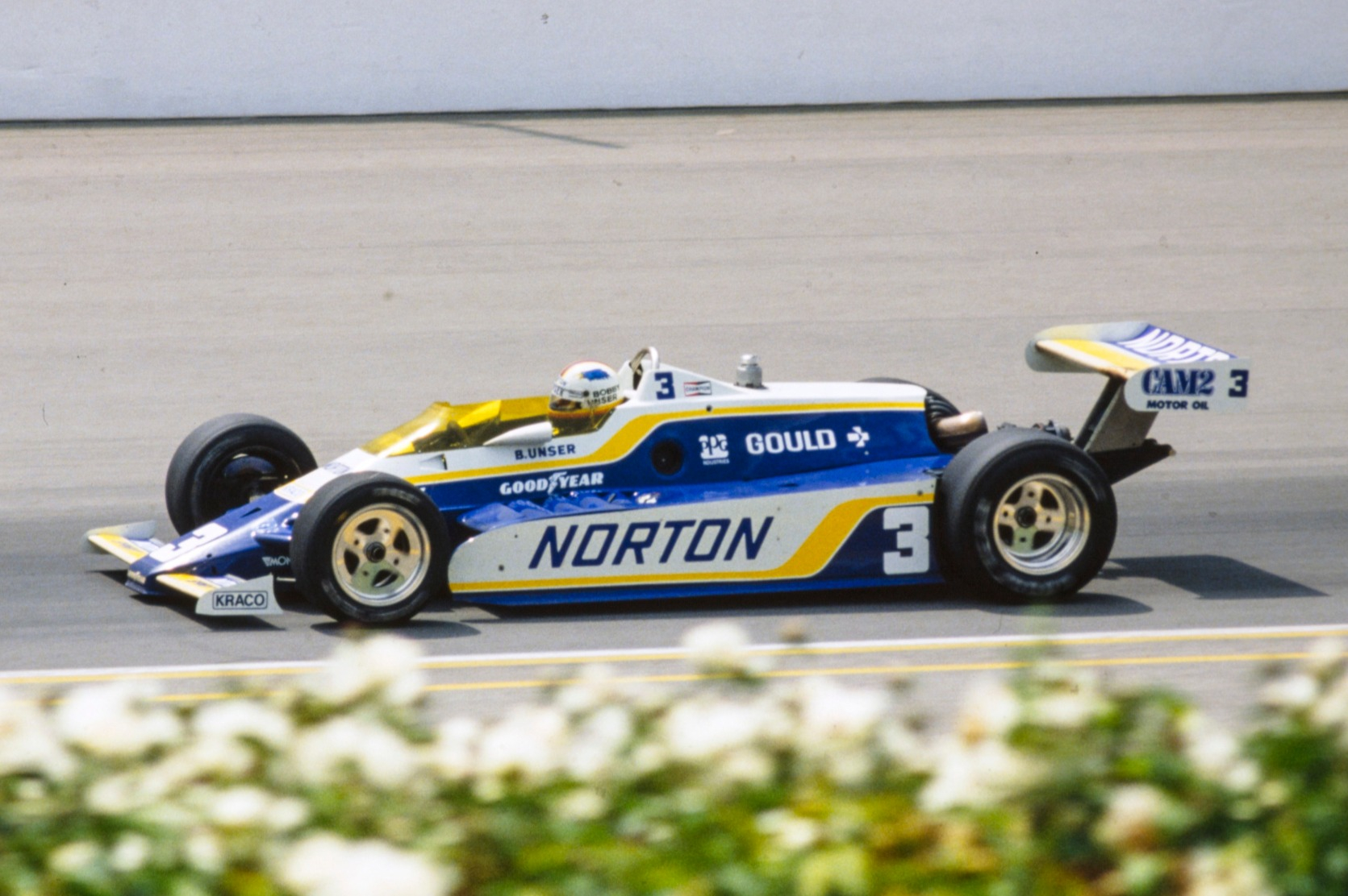 Bobby Unser, 1981 Indianapolis 500
