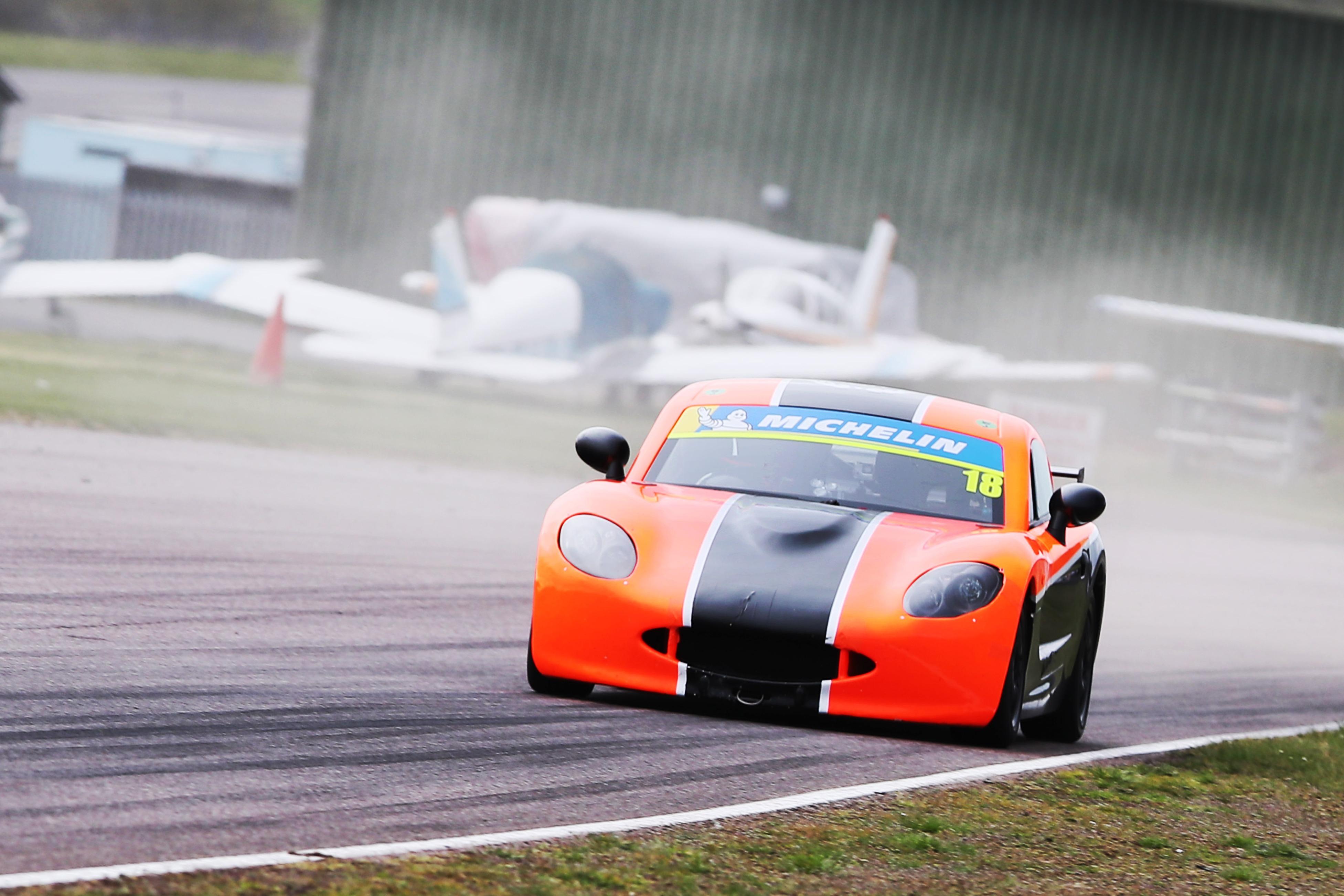 Seb Hopkins, Elite Motorsport Ginetta Juniors 2021