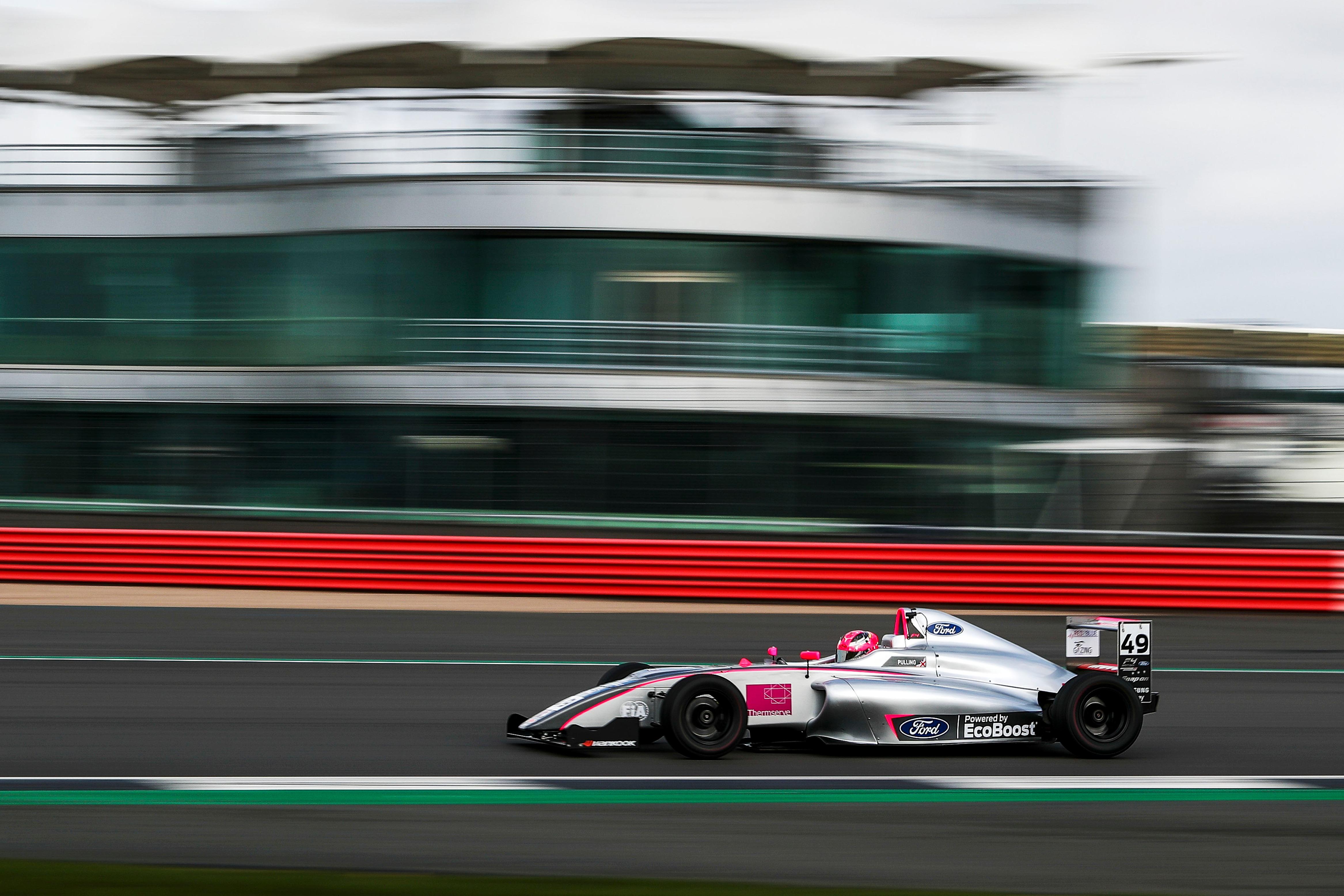 Abbie Pulling, JHR Developments British F4 2021