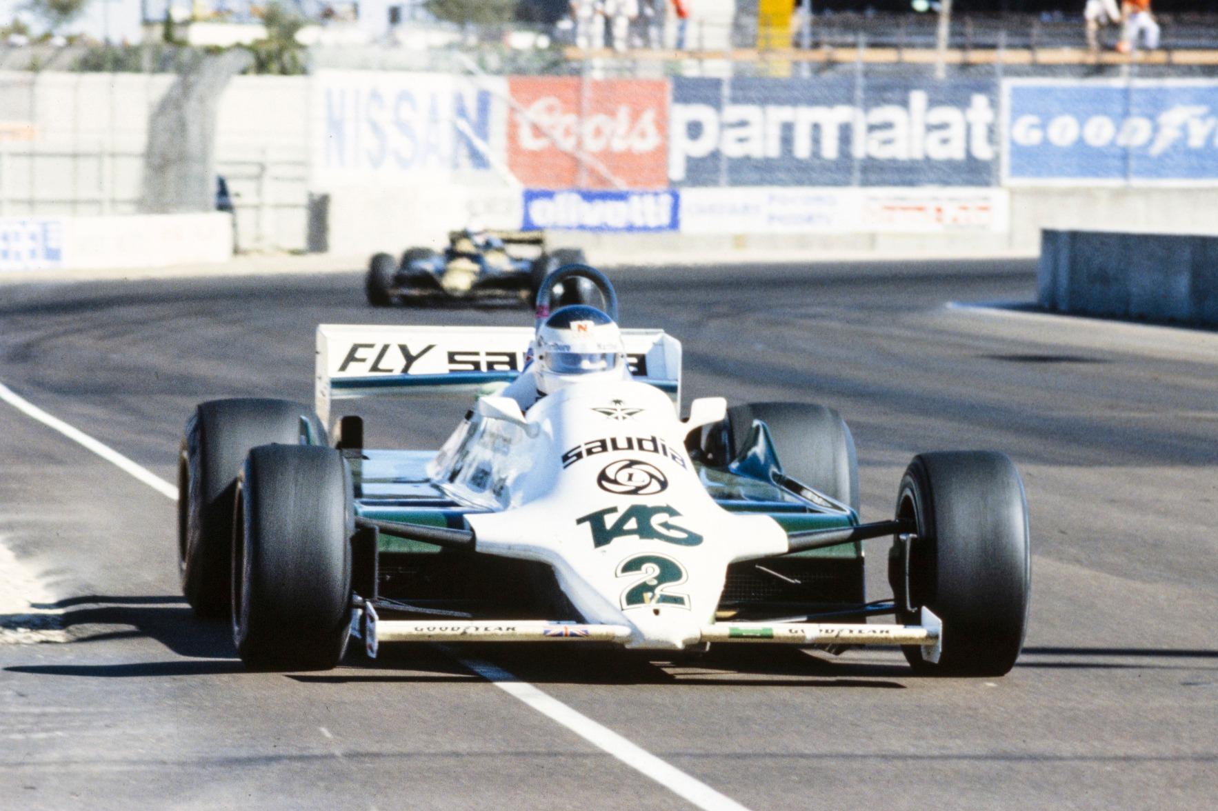 Carlos Reutemann, 1981 Las Vegas GP