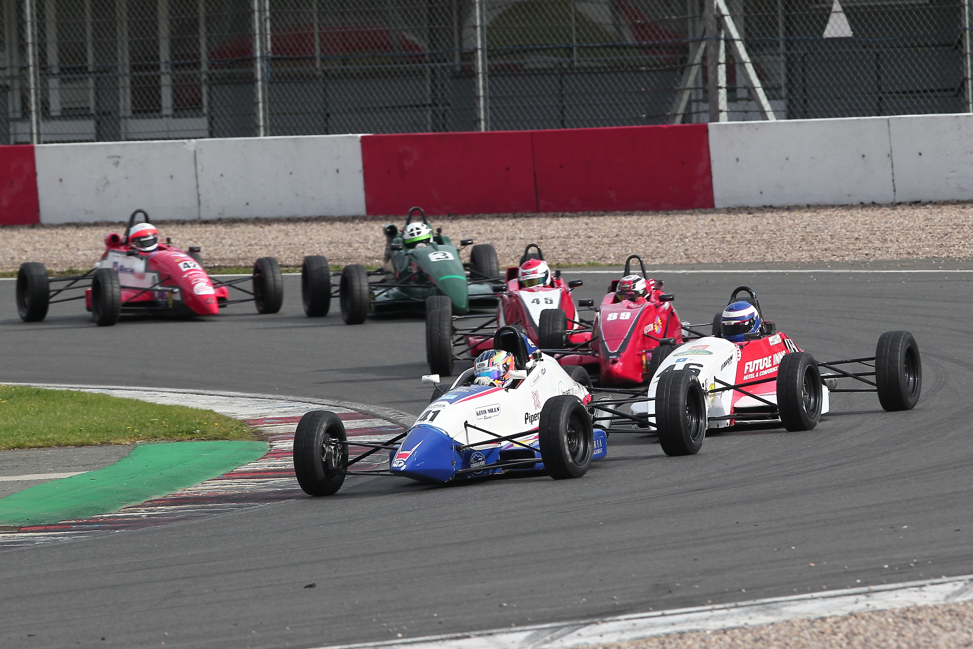 Alex Walker (Spectrum 011C) National Formula Ford, Donington Park 2021
