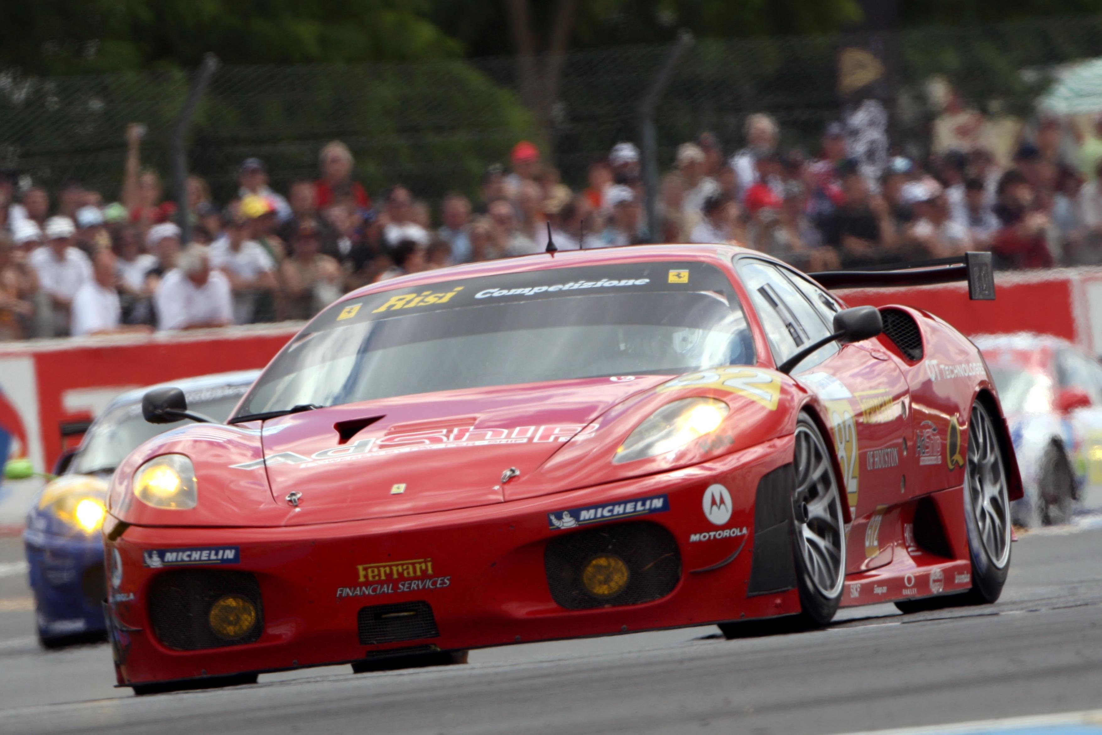 Risi Competizione Ferrari F430 Le Mans 2009