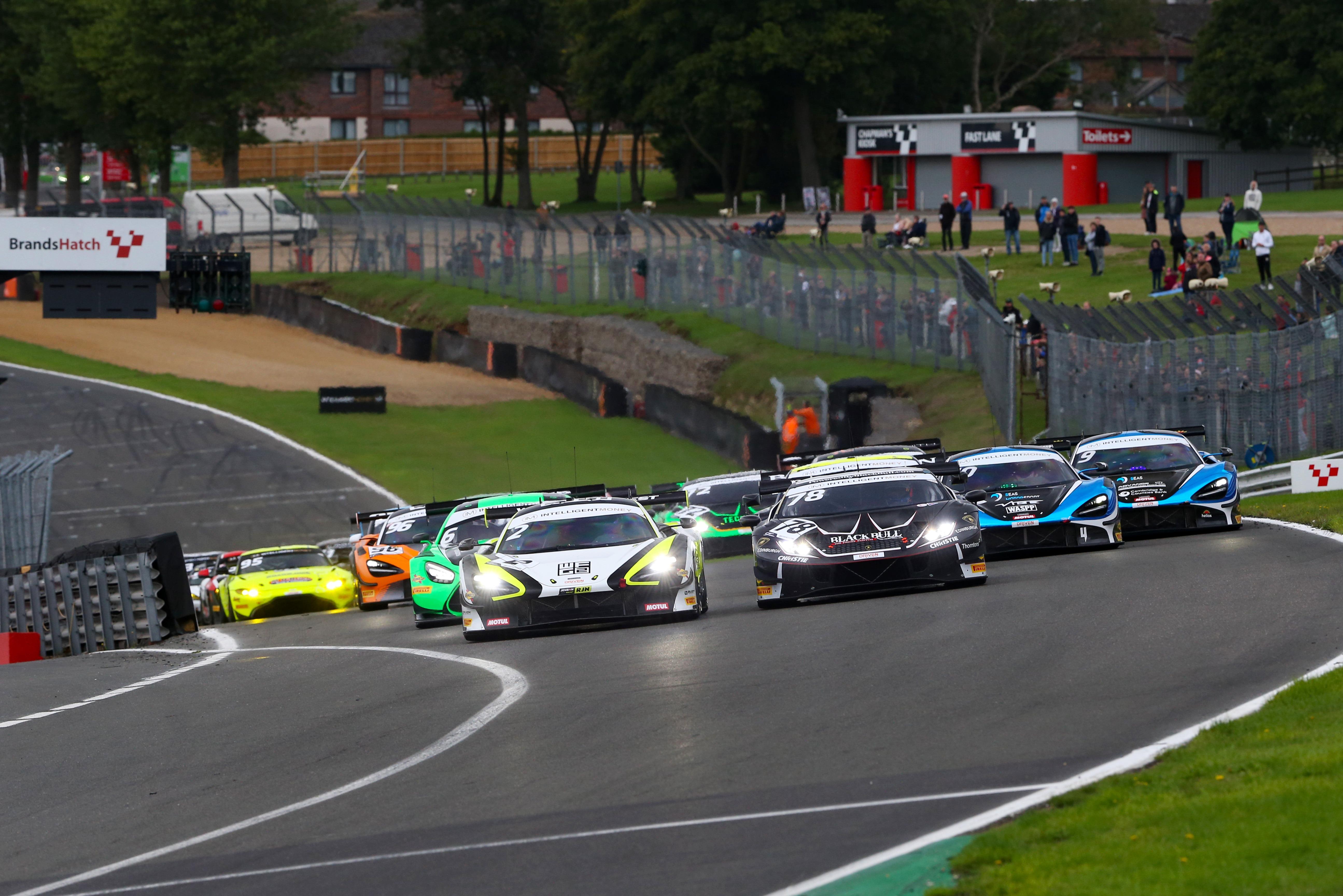 British GT, Brands Hatch 2021