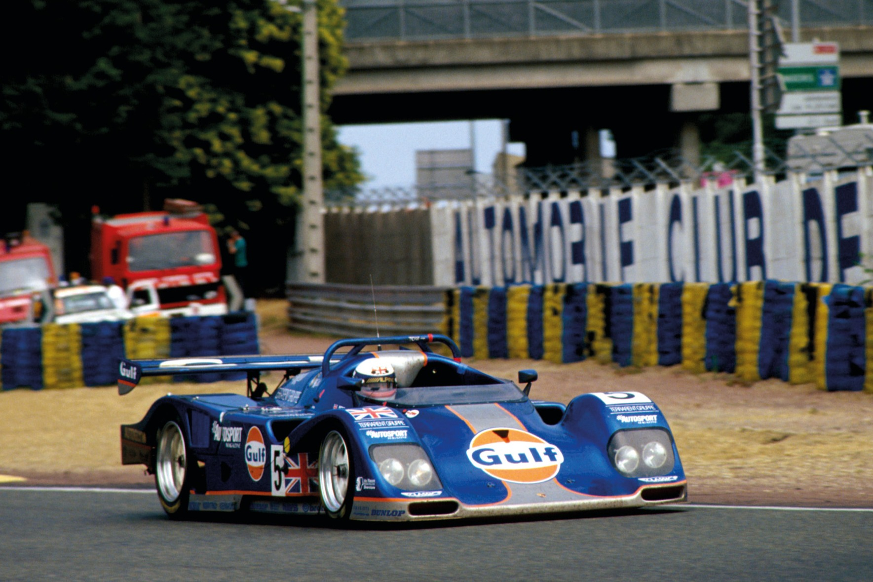 Derek Bell, Kremer Porsche K8 1994 Le Mans 24 Hours