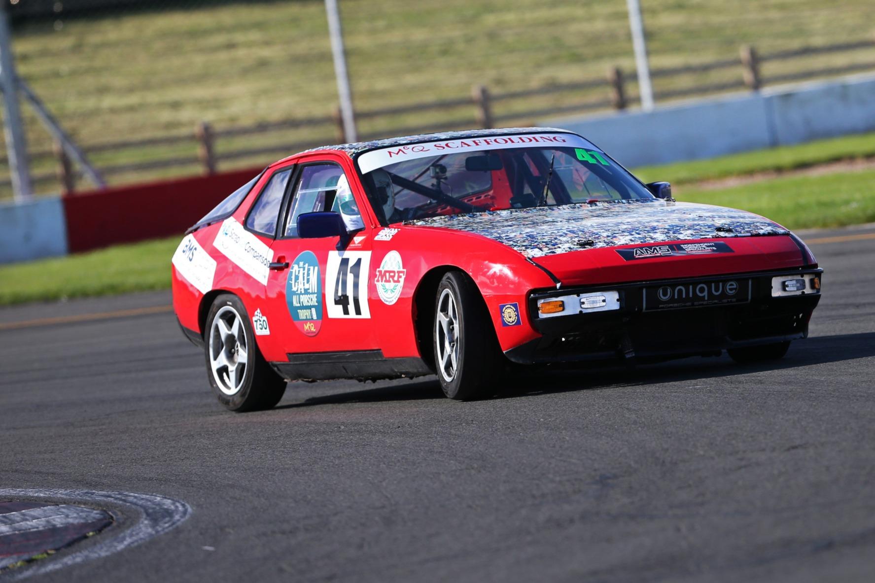 Sam Callahan, Porsche Donington Park