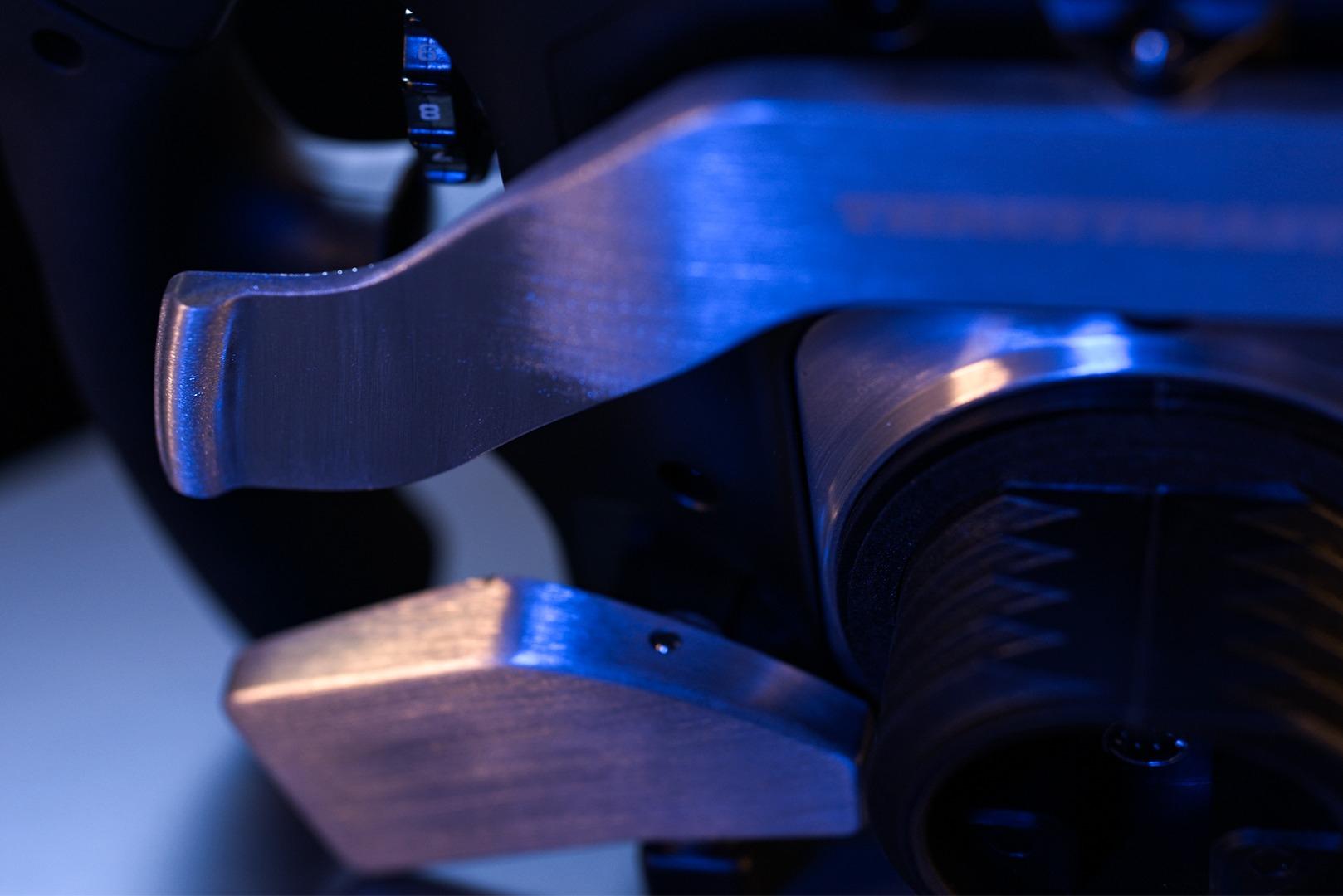 Thrustmaster Ferrari SF1000 Wheel Add-on optional T-Chrono paddles
