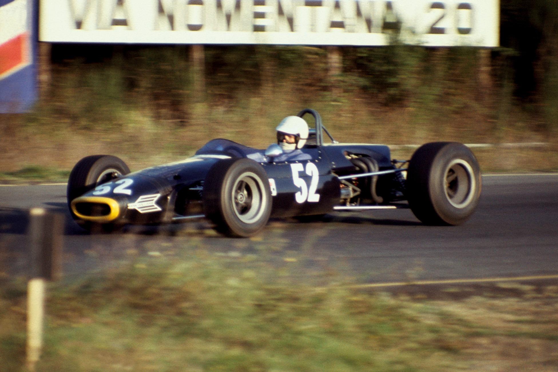 Max Mosley, 1968 European F2 Vallelunga