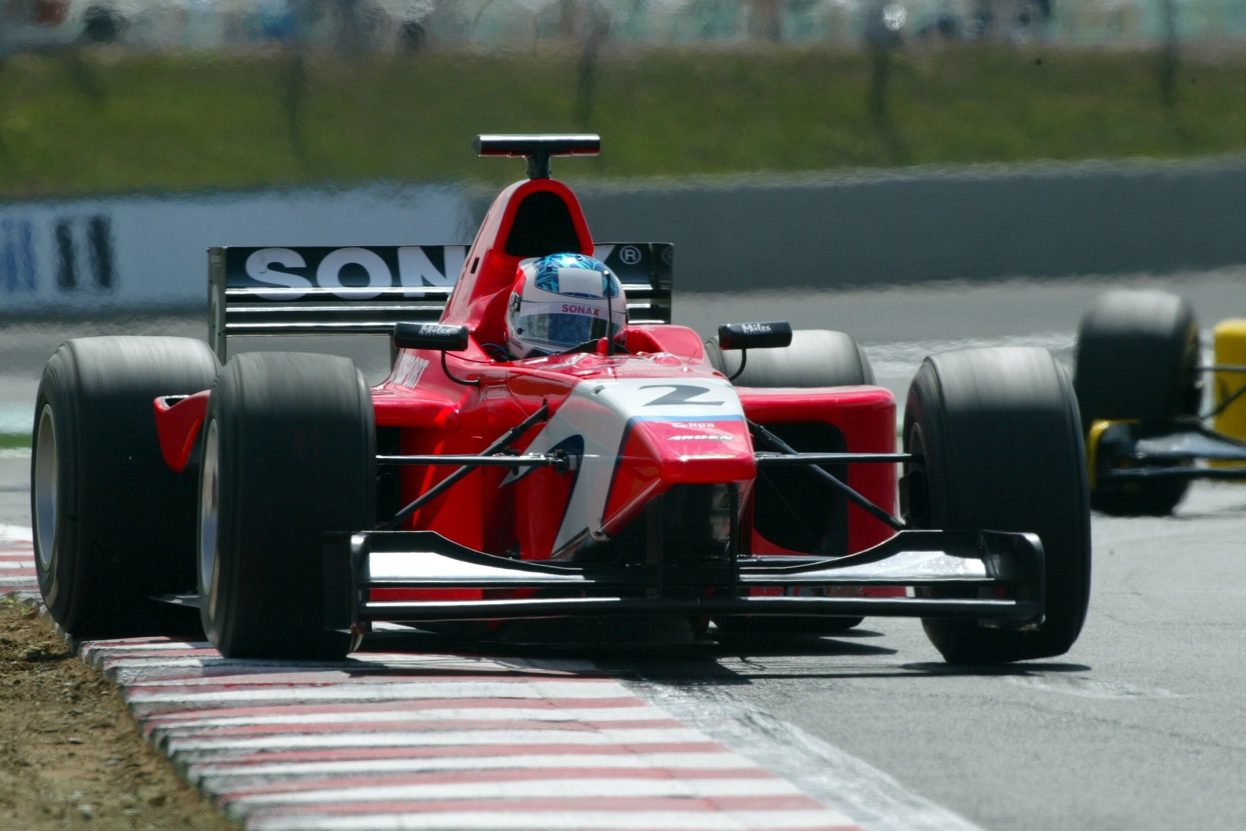 Townsend Bell, 2003 F3000 Magny-Cours