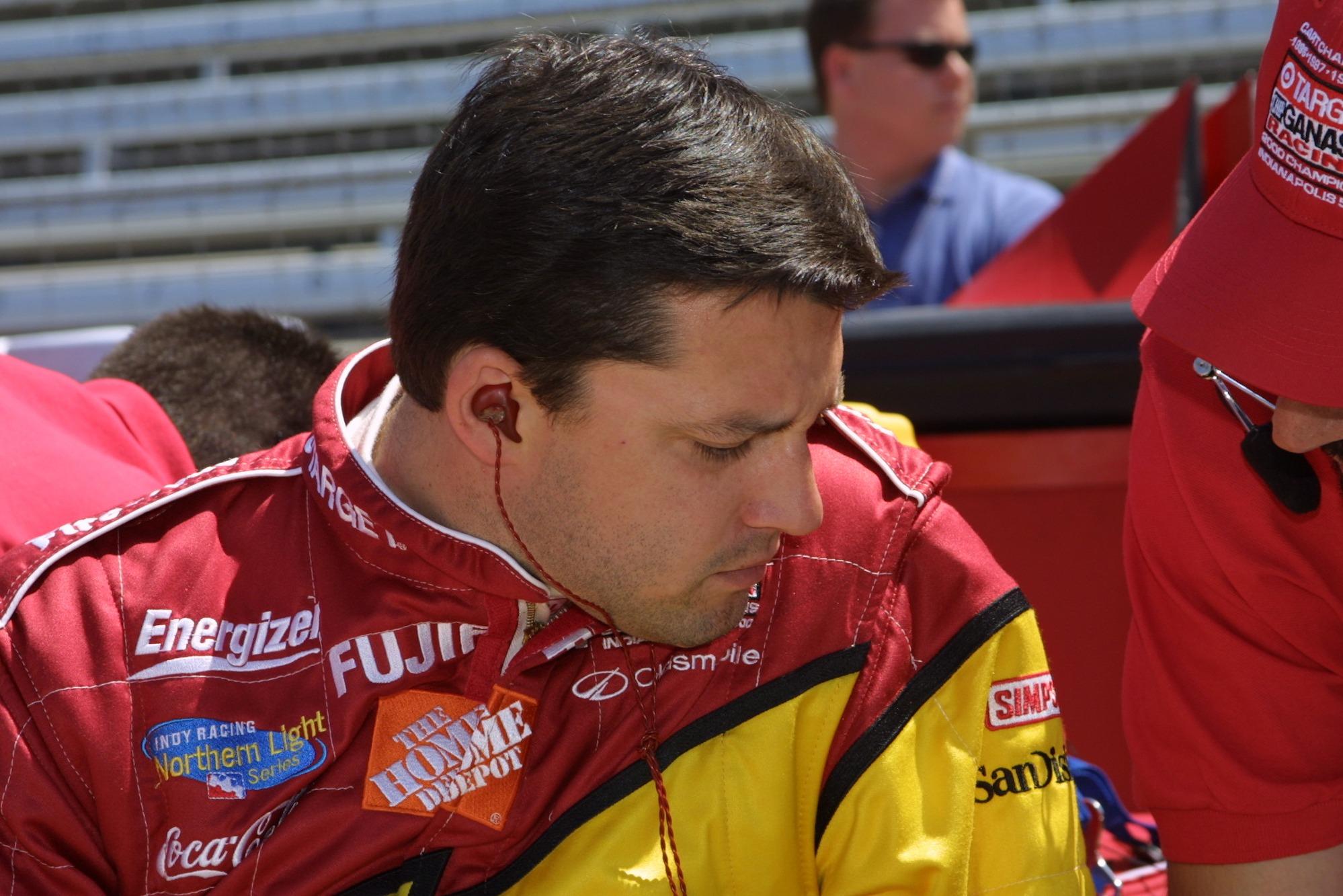 Tony Stewart, 2001 Indy 500