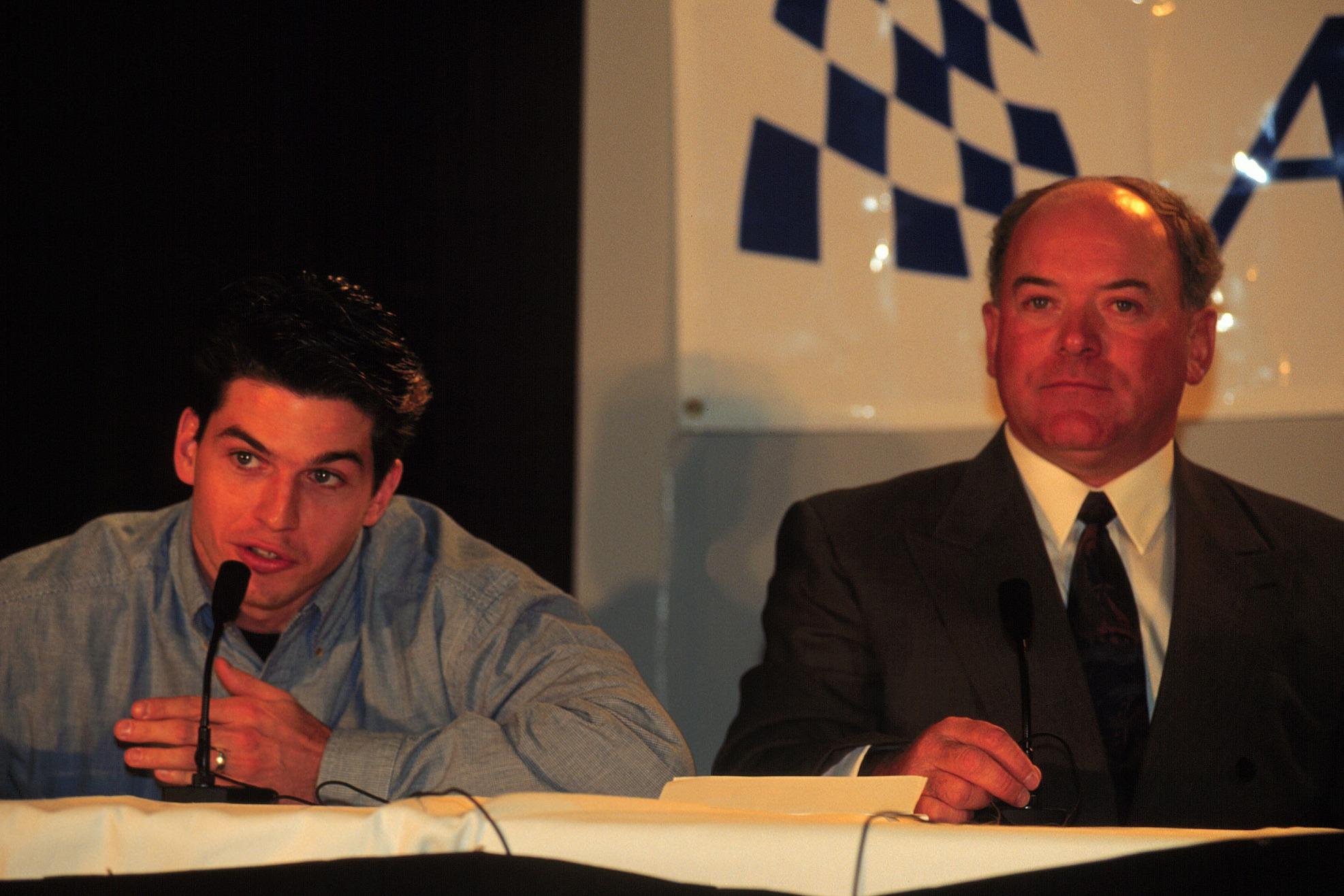 Carpentier beat established international stars to Bettenhausen Indycar seat for 1997
