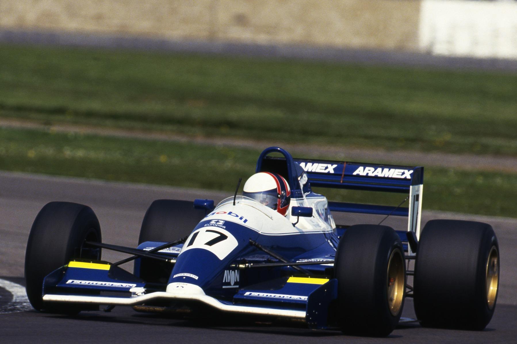 Gil de Ferran, F3000 Silverstone 1993