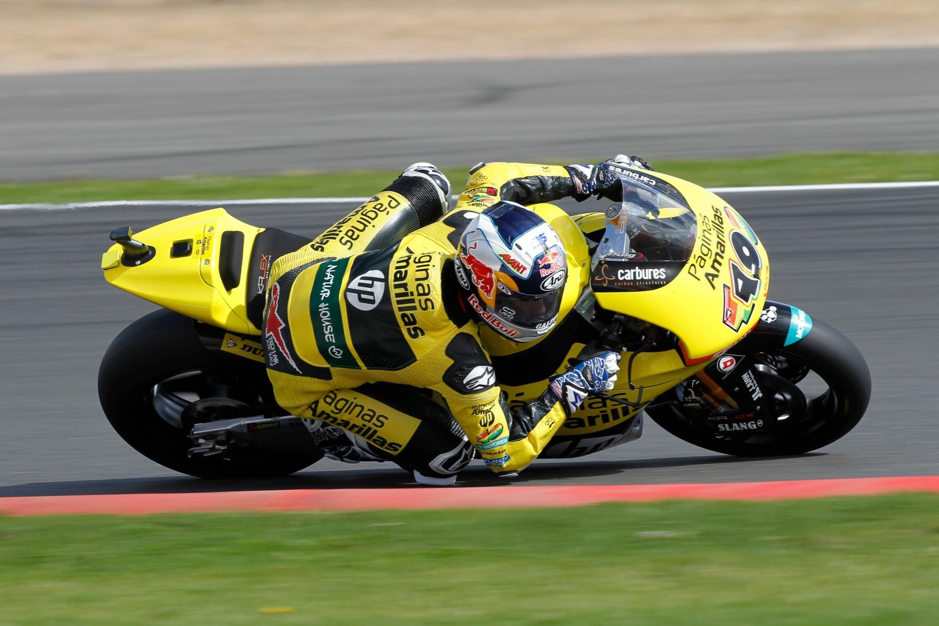 Maverick Vinales, 2014 Moto2 Pons